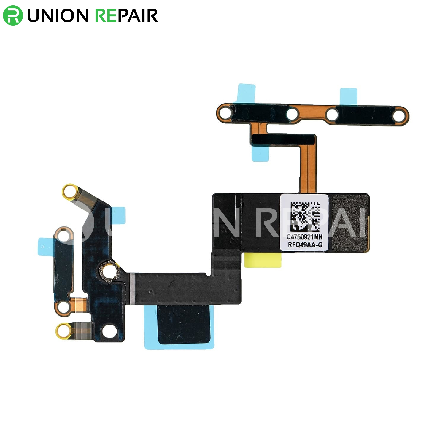 "Replacement for iPad Pro 12.9"" 3rd Gen Power Button/Volume Button Flex Cable"