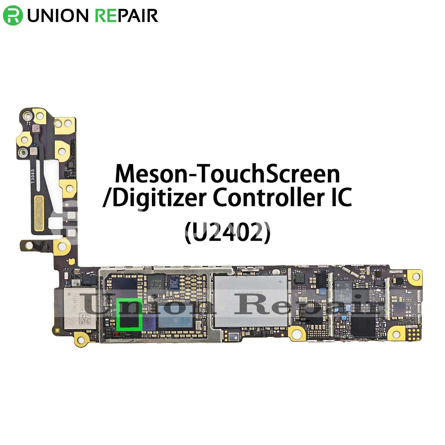 Replacement for iPhone 6 Touchscreen Controller IC Black Anti-Glare #343S0694