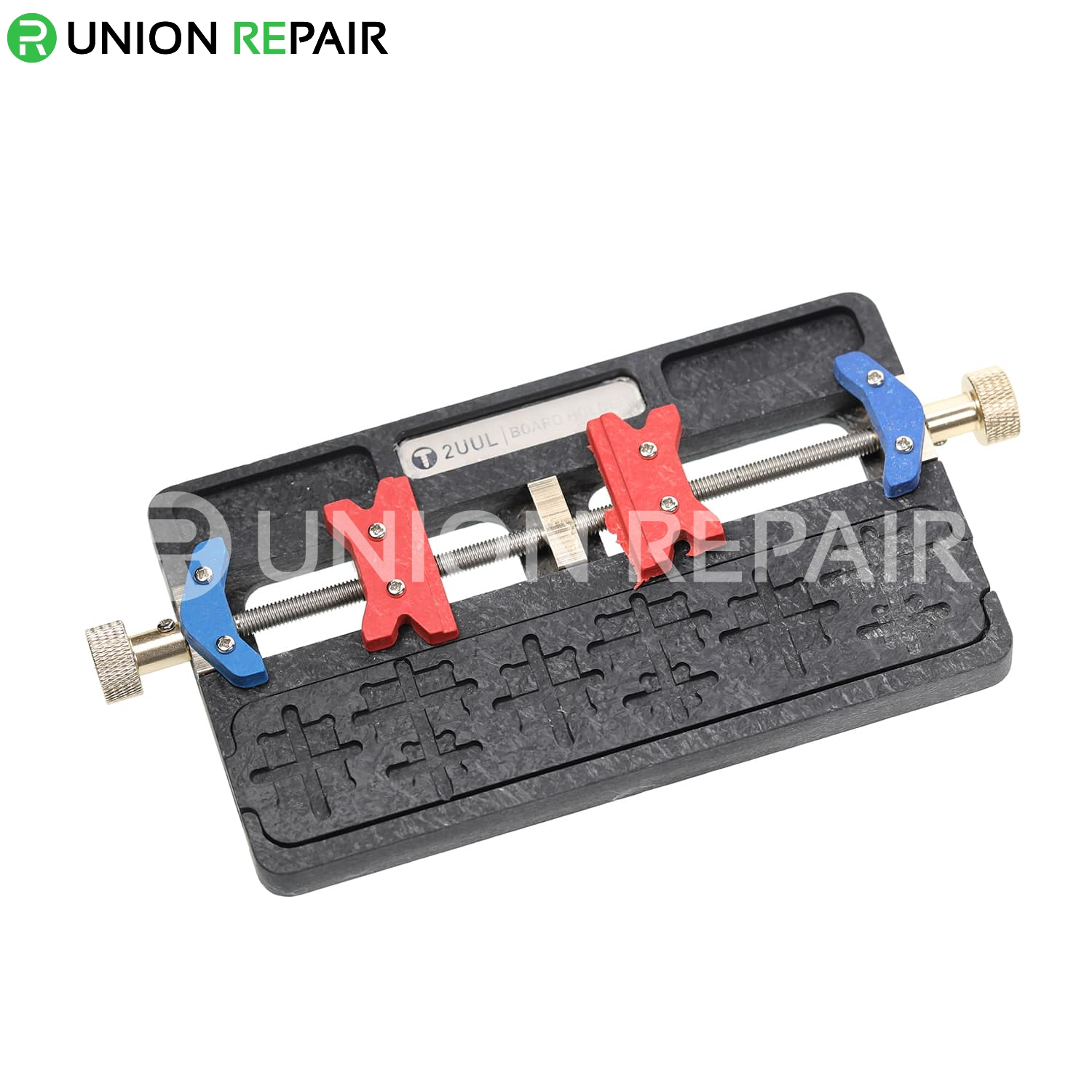 Universal Double Shaft High Temperature PCB Board Holder Fixture