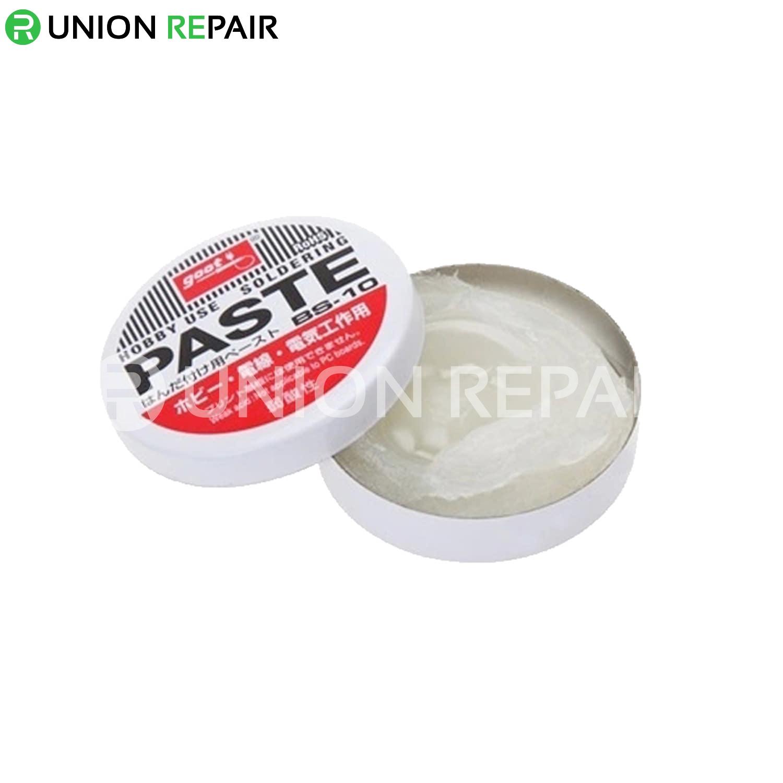 Goot Weak Acid Soldering Solder Paste Flux BS-10/15, Condition: BS-10