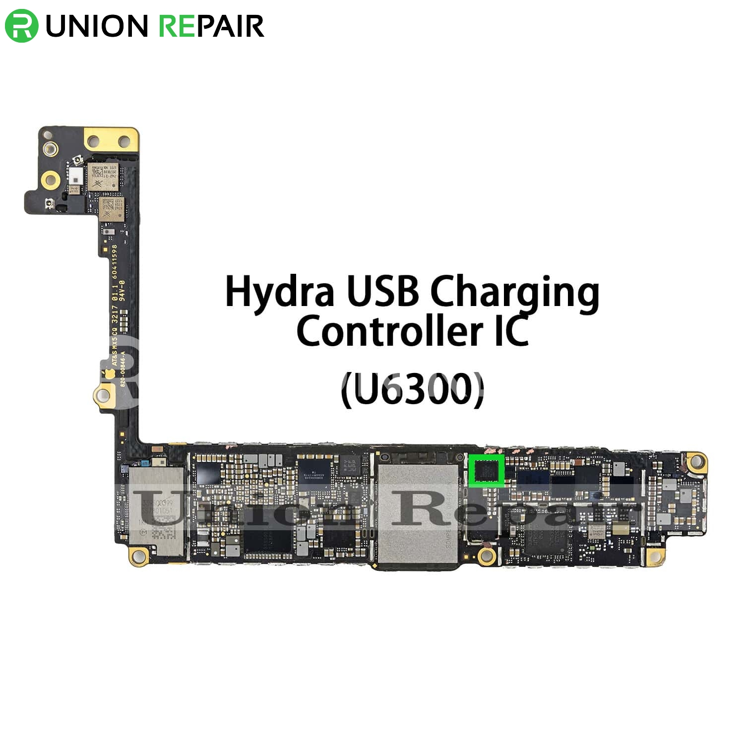 Replacement for iPhone 8/8 Plus U2 U6300 USB Chargung IC 1612A1