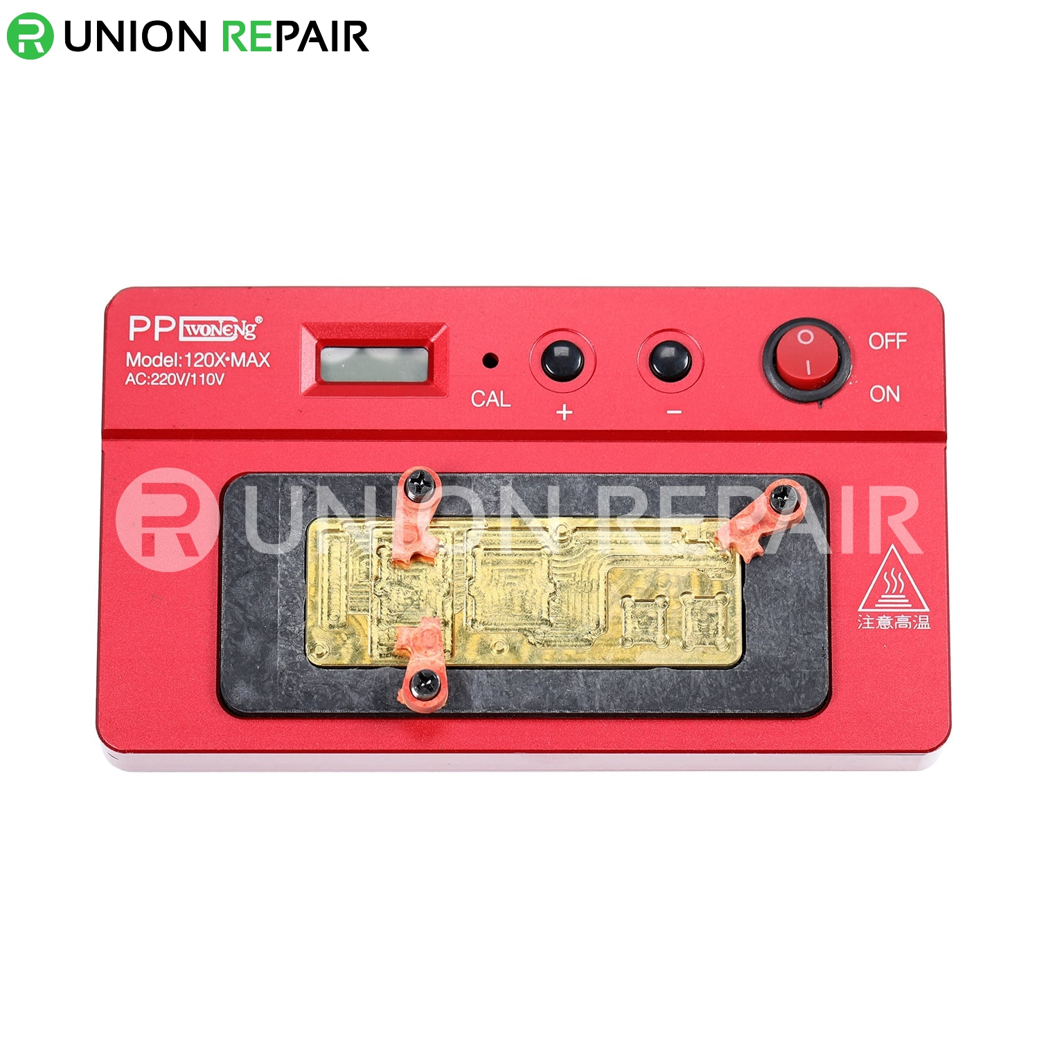 PPD 120X-MAX Double Layers Board Intelligent Welding Platform​ for iPhone X/XS/XSMAX/XR