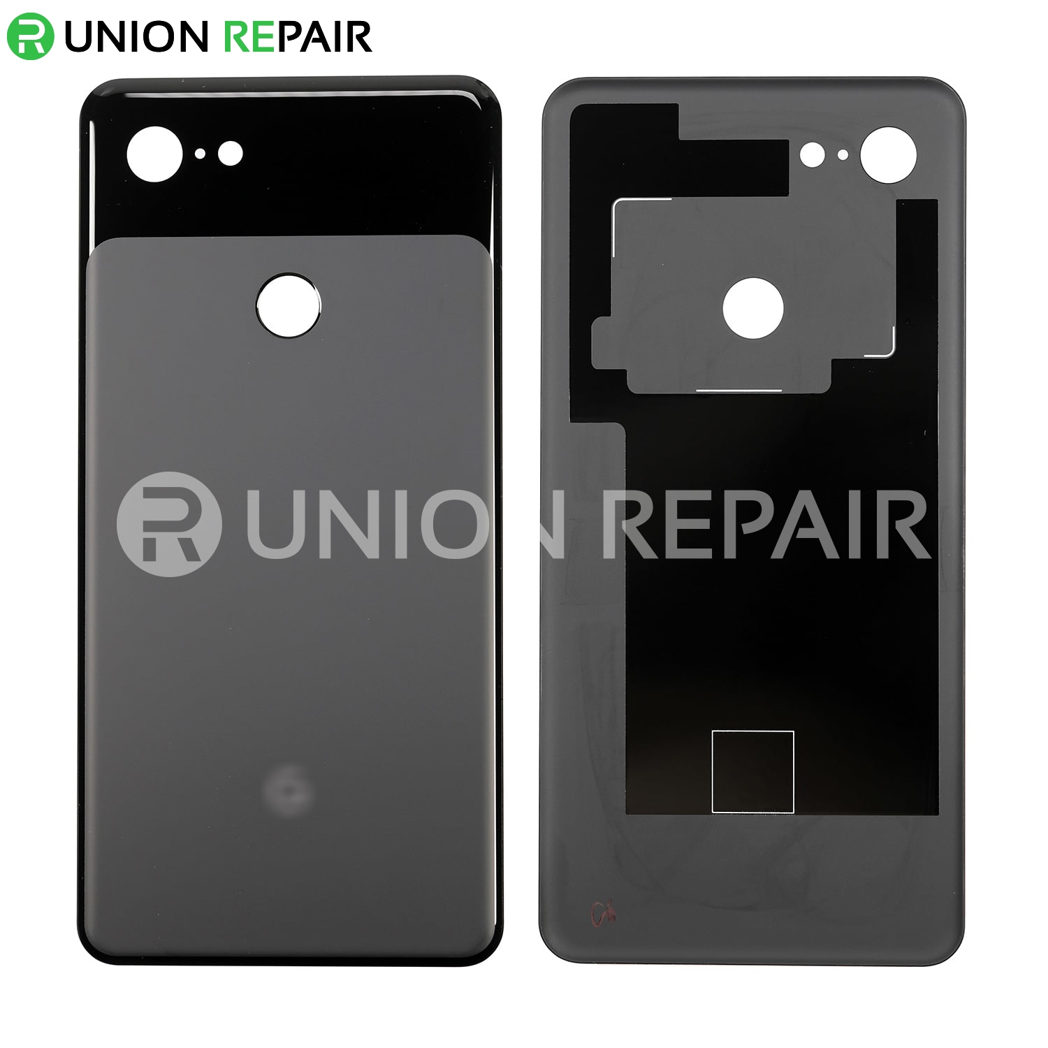 on sale e424c d7242 Replacement for Google Pixel 3 XL Back Cover - Black