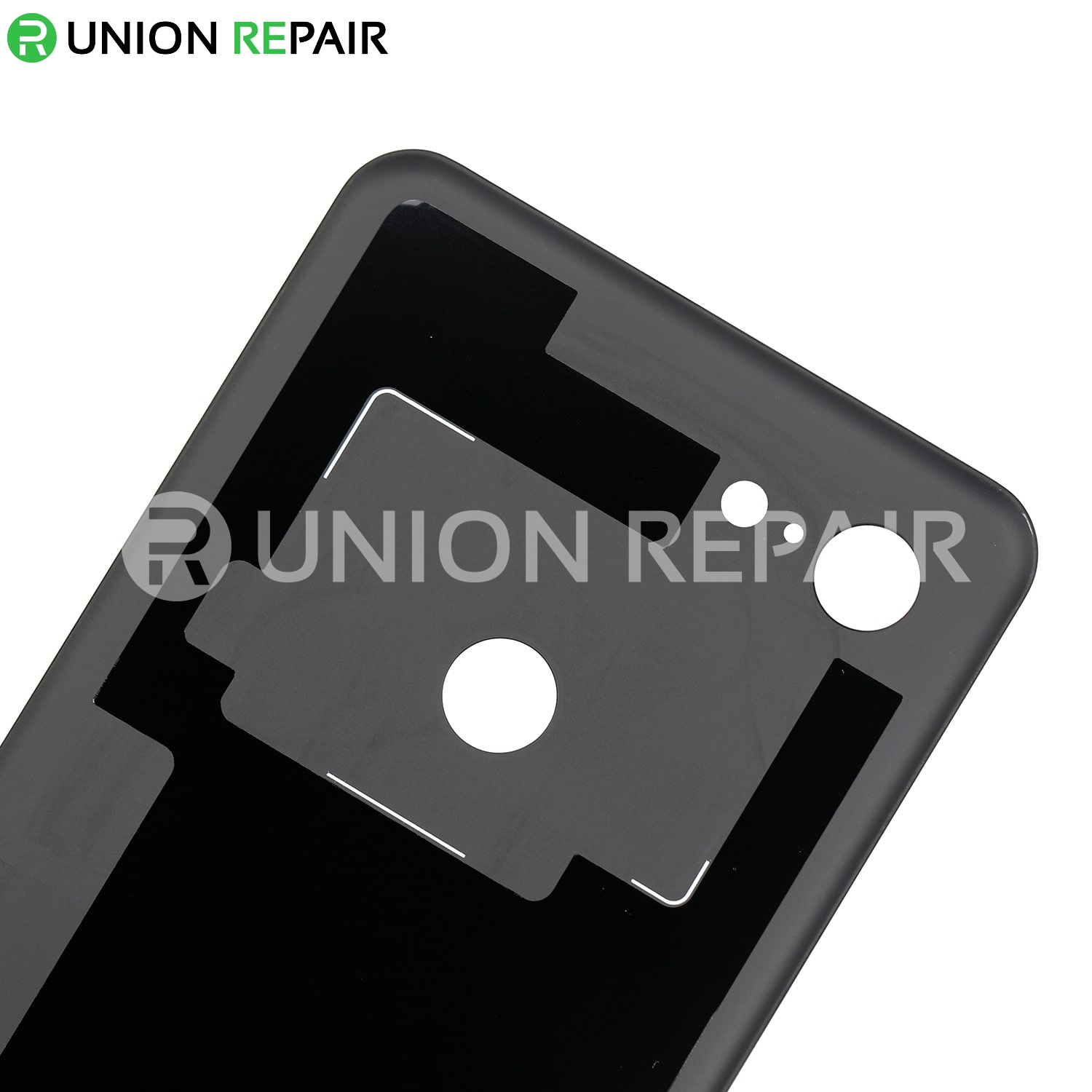 Replacement for Google Pixel 3 XL Back Cover - Black