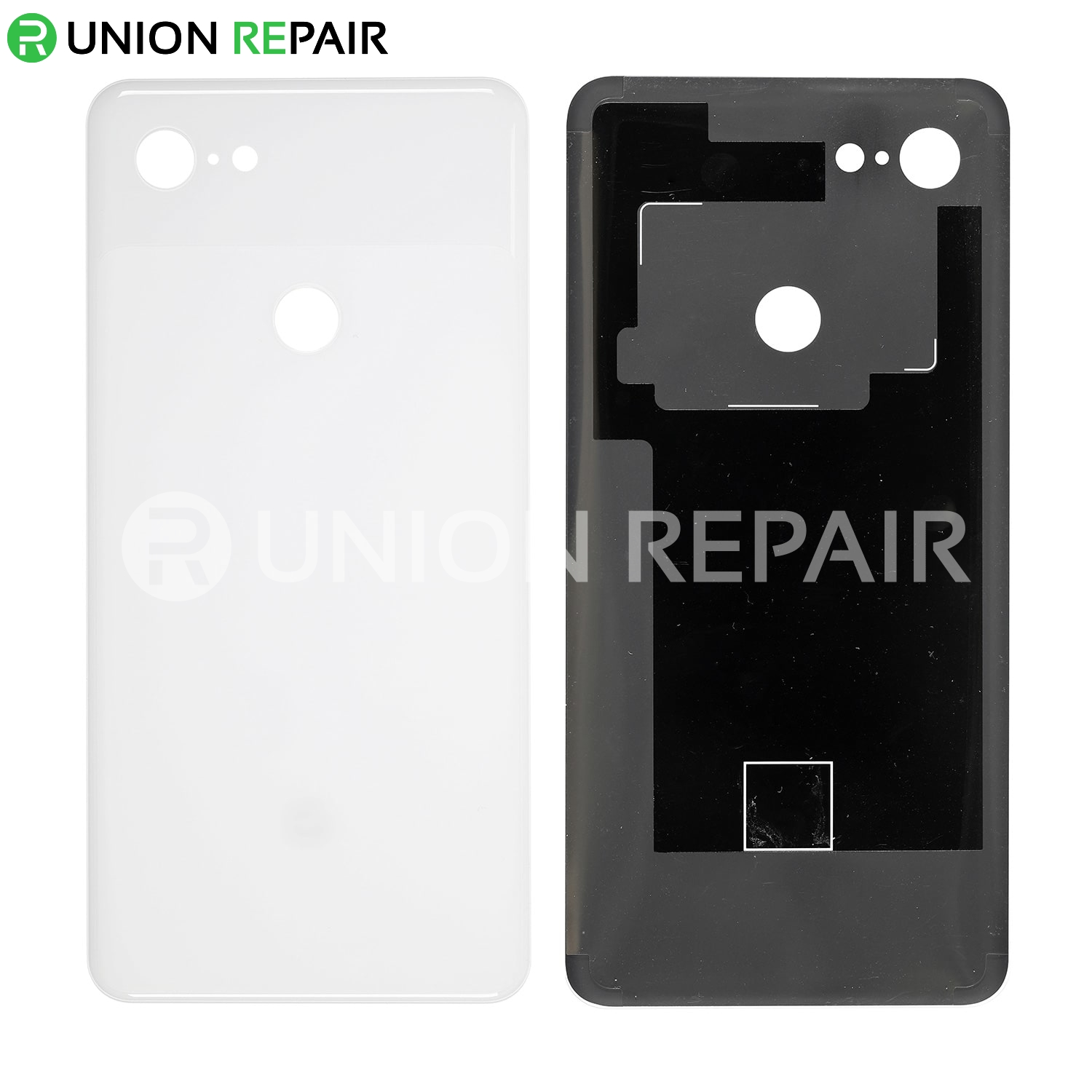 Replacement for Google Pixel 3 XL Back Cover - White