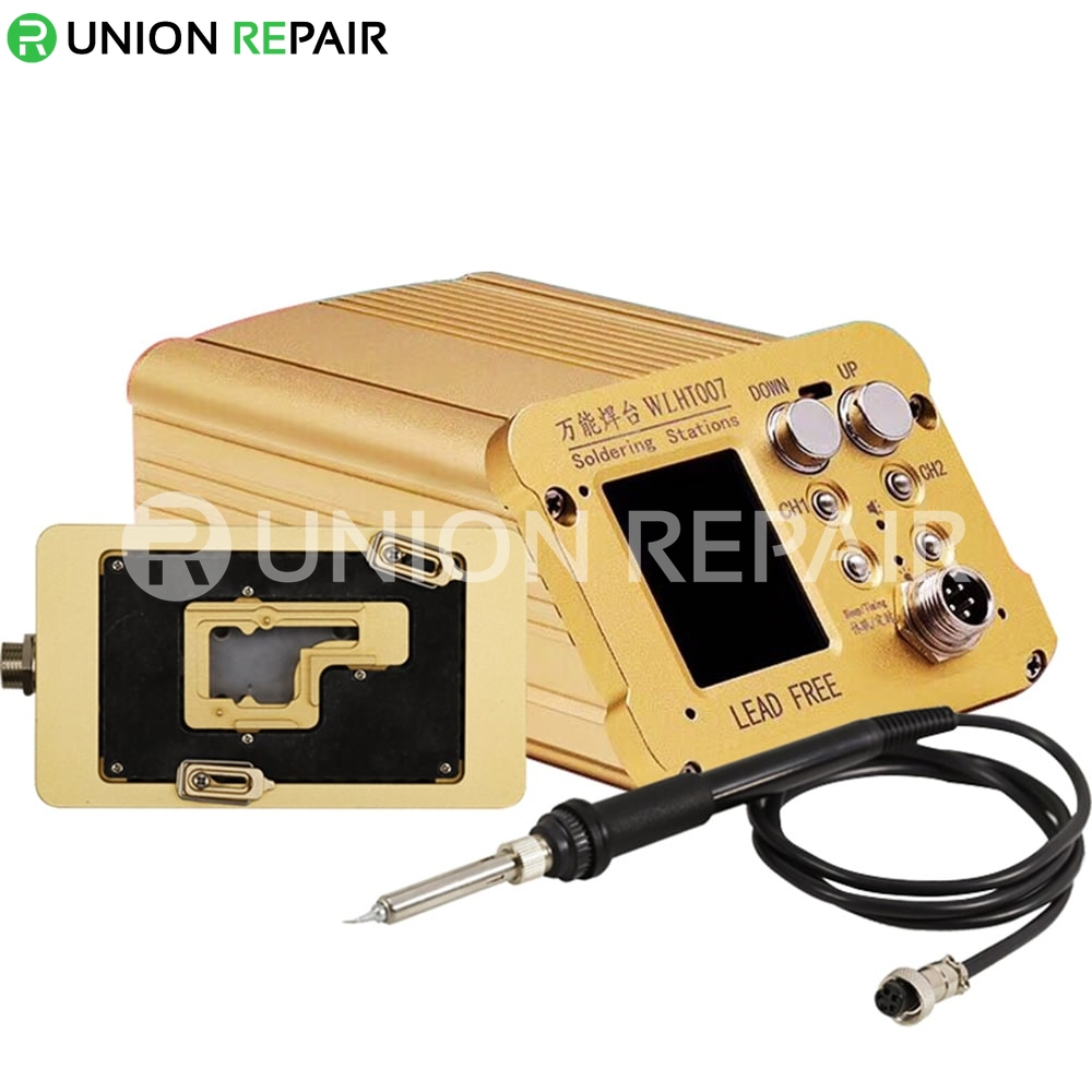 WL HT007 Intelligent Mainboard Layered Soldering Station for iPhone X/XS/XSMAX