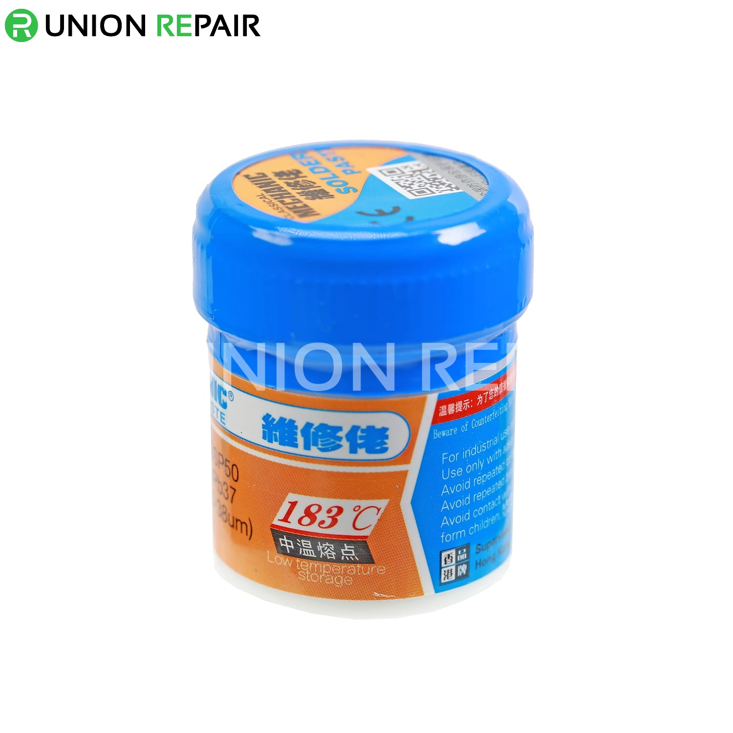 Mechanic Special Solder Paste 42g 138/183/217 degree, Type: XGSP50 183 Degree