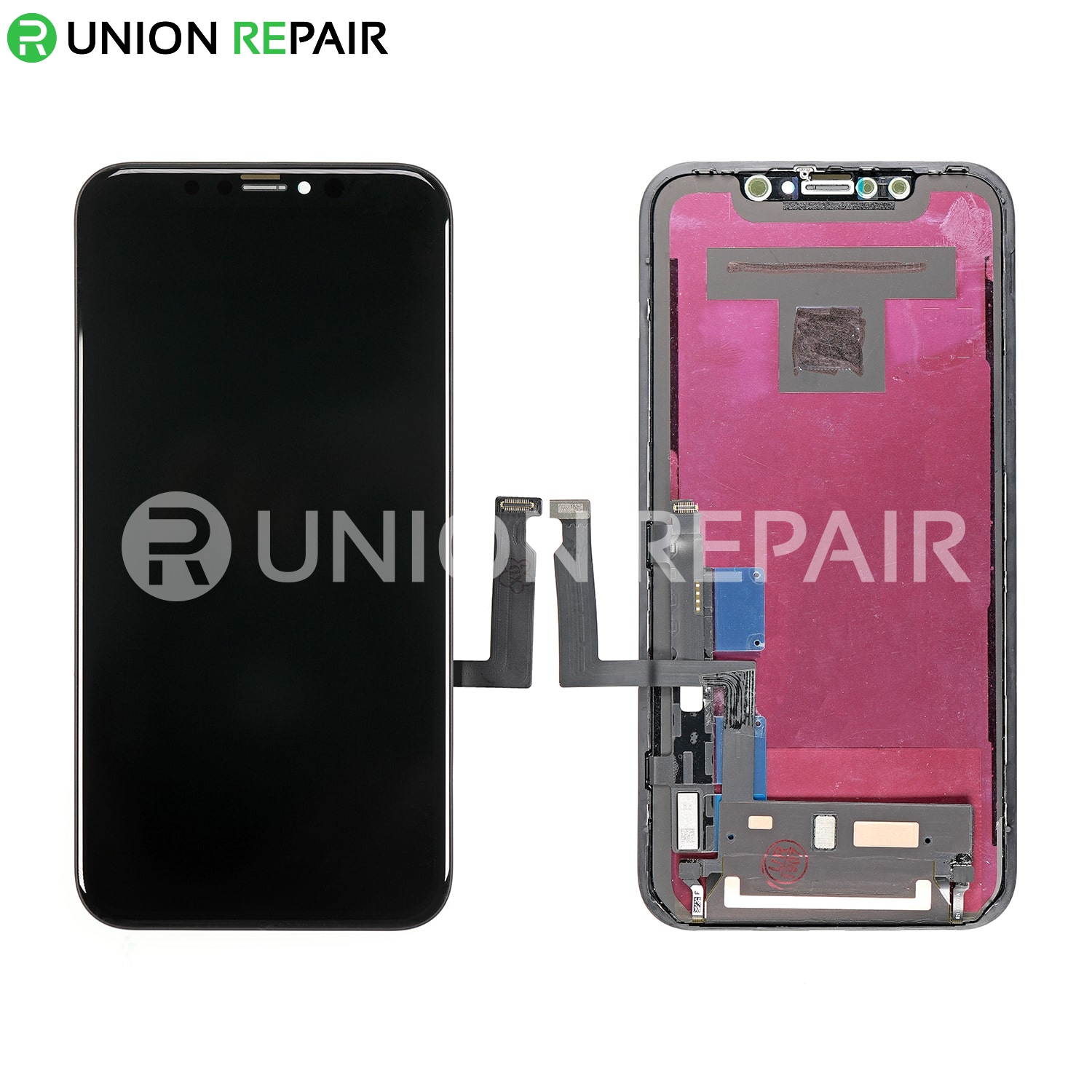 Replacement for iPhone XR LCD Screen Digitizer Assembly - Black
