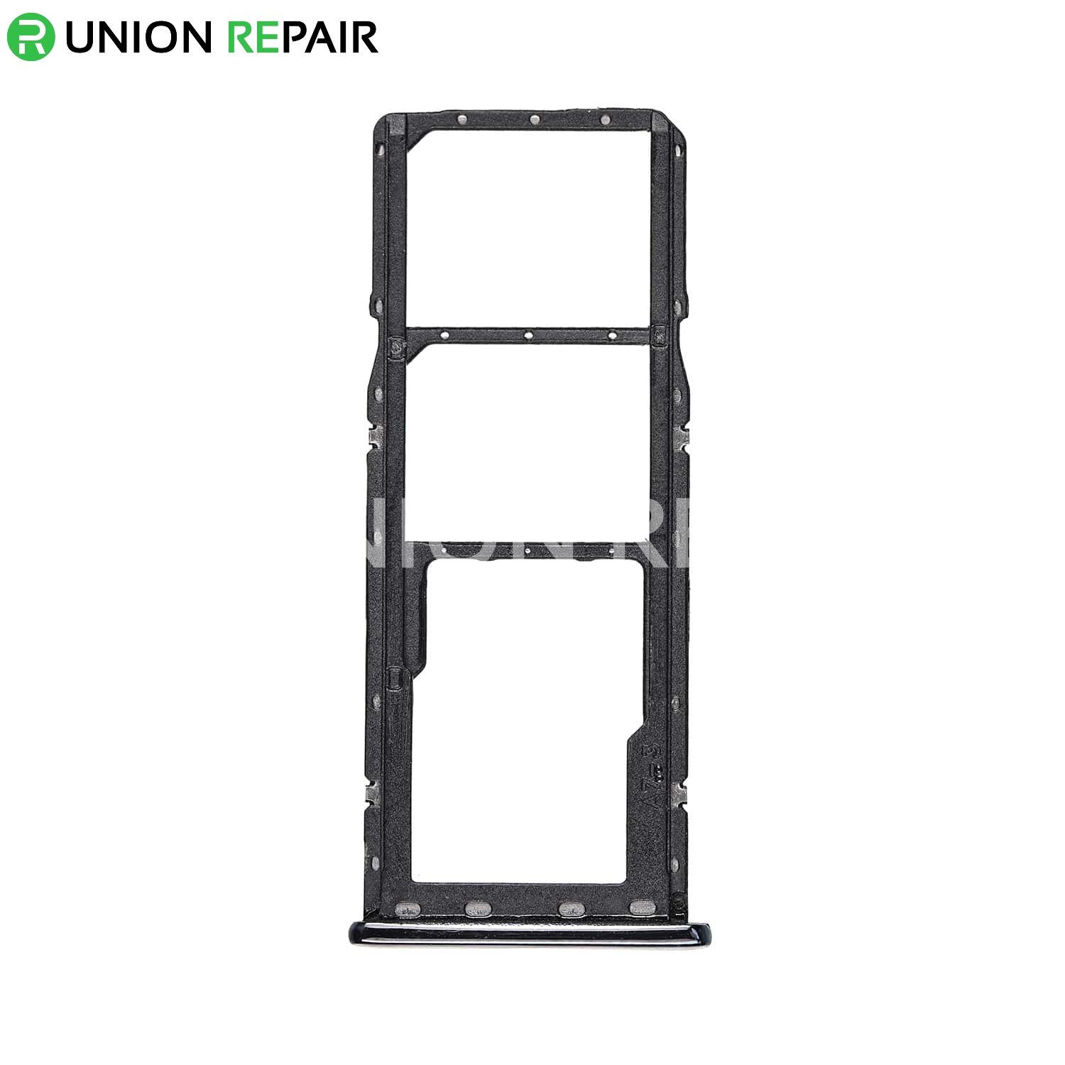 Replacement for Samsung Galaxy A7 (2018) SM-750 SIM Card Tray - Black