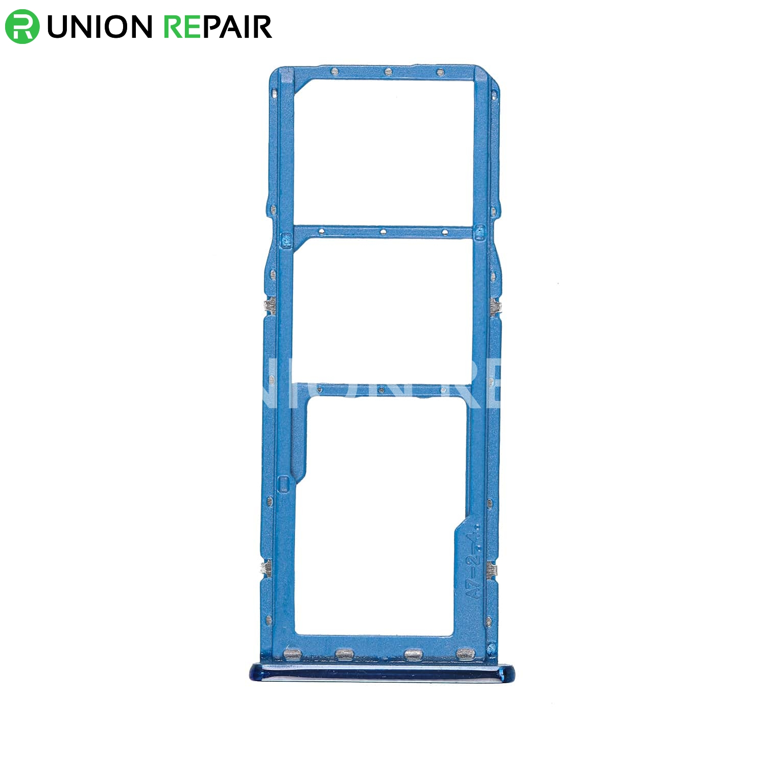 Replacement for Samsung Galaxy A7 (2018) SM-750 SIM Card Tray - Blue