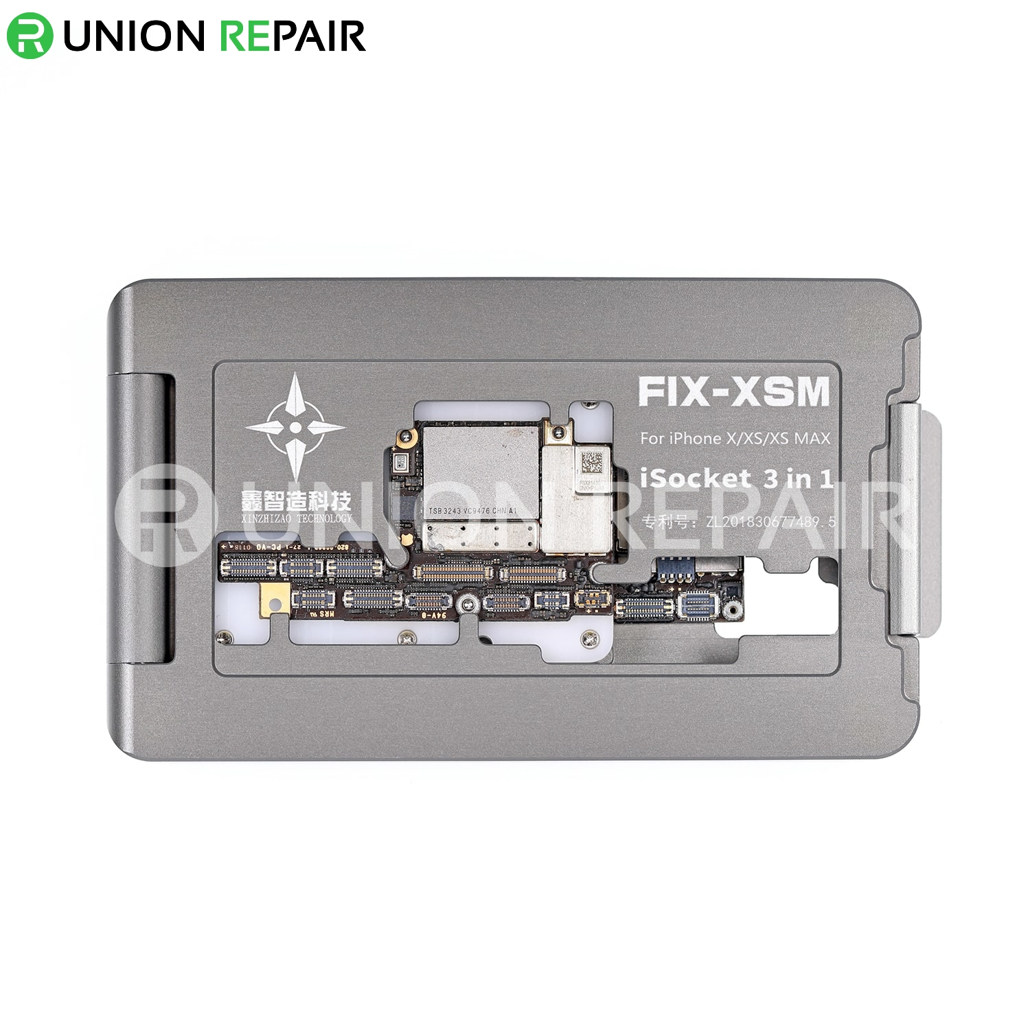 Fix-XS iSocket 2 in1 Layer Logic Motherboard Test Fixture for IPhone Xs/XsMax PCB Repair
