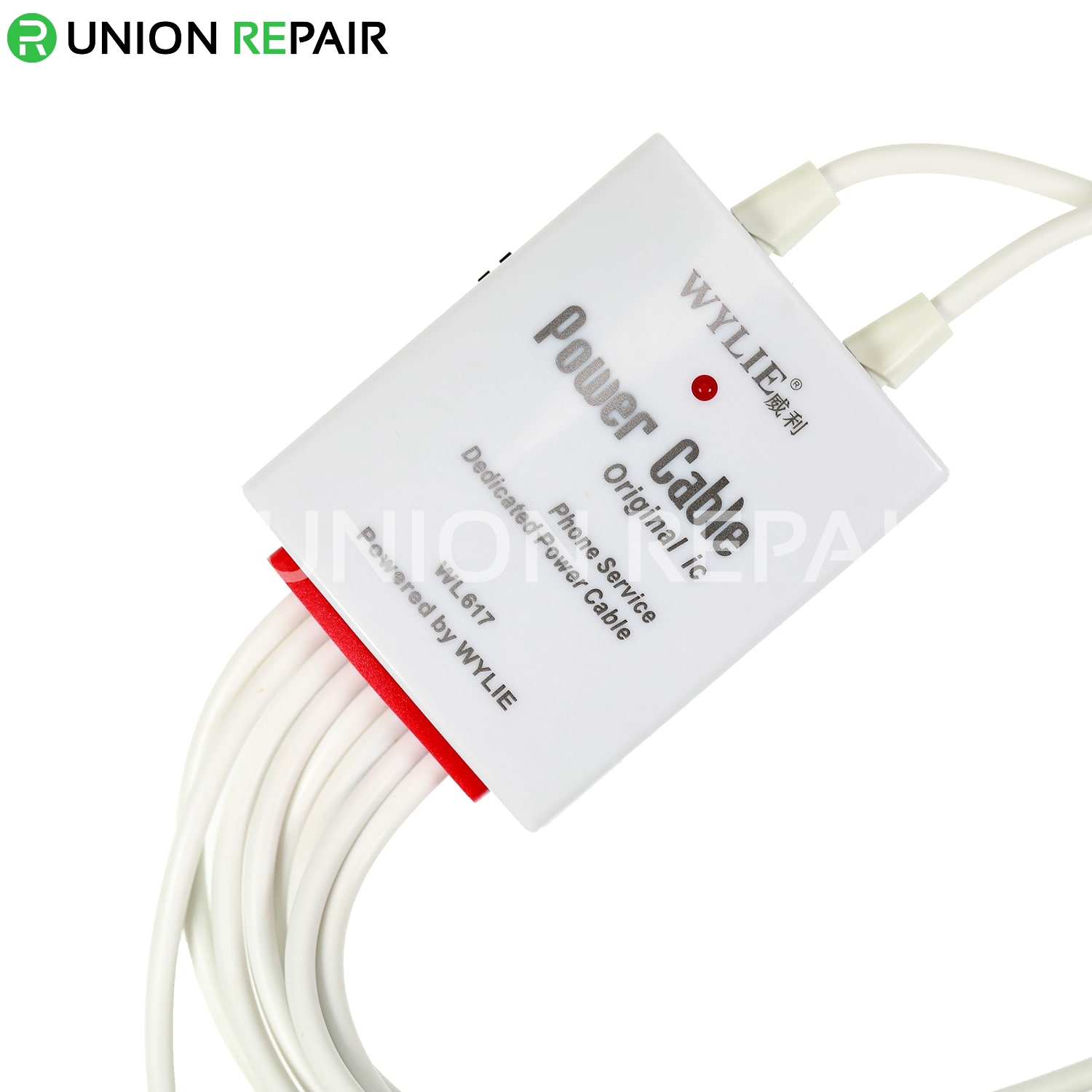WYLIE WL617 Original IC Service Dedicated Power Cable For iPhone 5/5S/5C/6/6p/7/7 /8 /8p/X /XS /XSMAX/XR