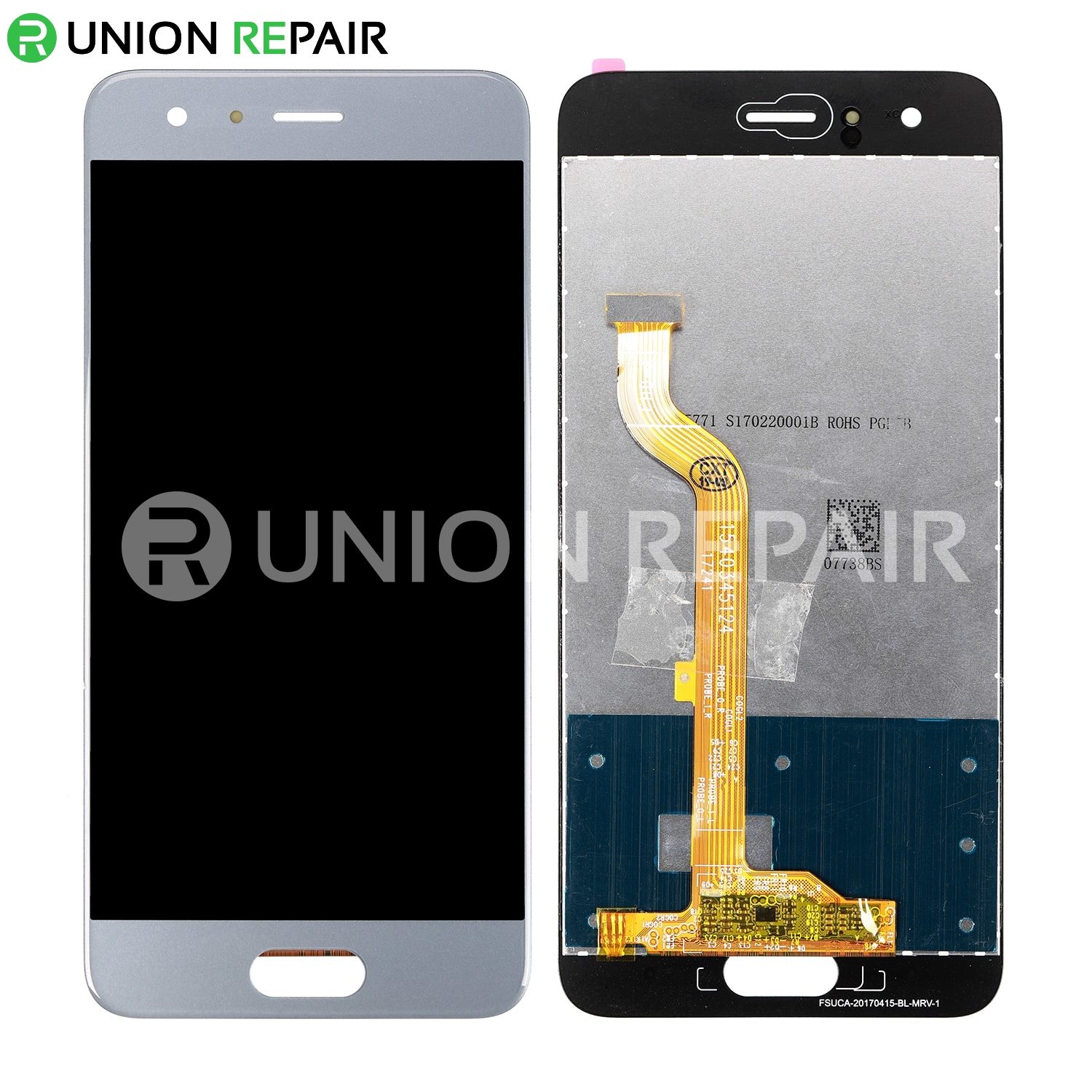 Replacement For Huawei Honor 9 LCD with Digitizer Assembly - Glacier Grey