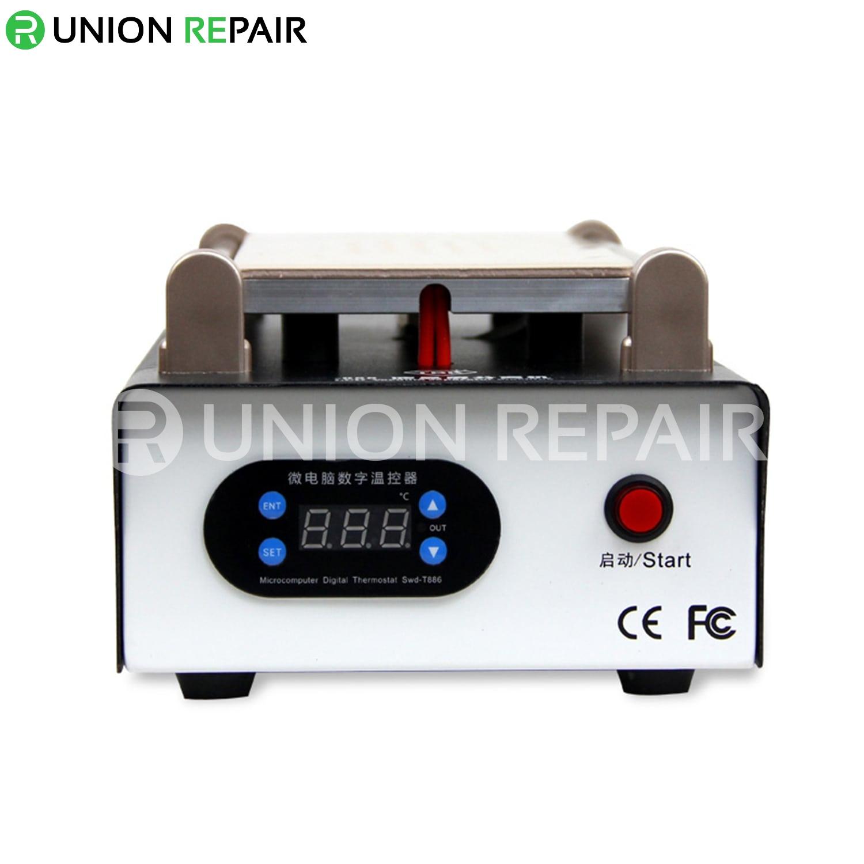 Mobile Phone Touch Screen Pump Vacuum LCD Separator Machine