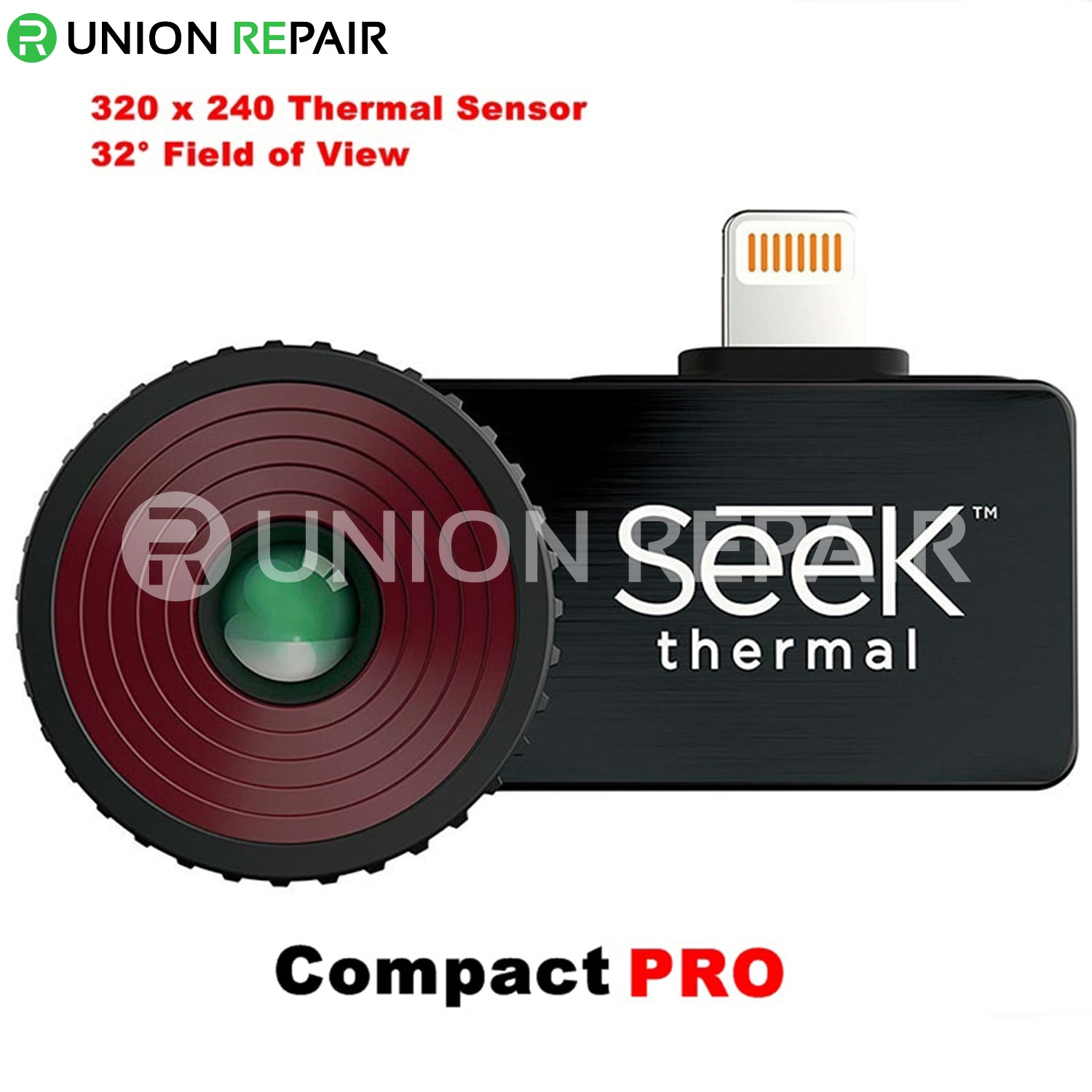 Seek Compact Pro Thermal Camera for IOS Version