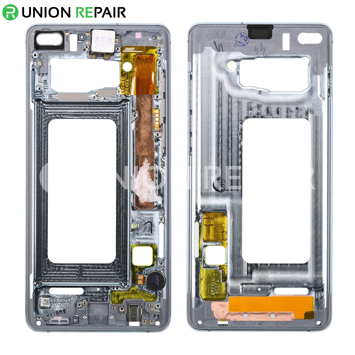 s10 frame diagram replacement for samsung galaxy s10 s10 plus rear housing frame  replacement for samsung galaxy s10 s10