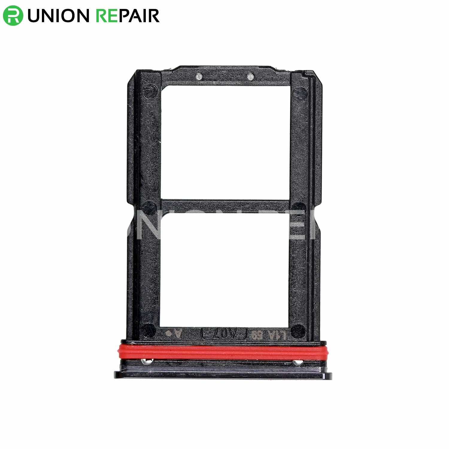Replacement for OnePlus 7 SIM Card Tray - Black
