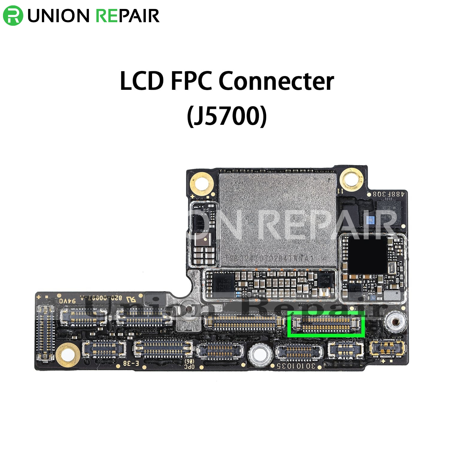 Replacement for iPhone XS LCD Connector Port Onboard