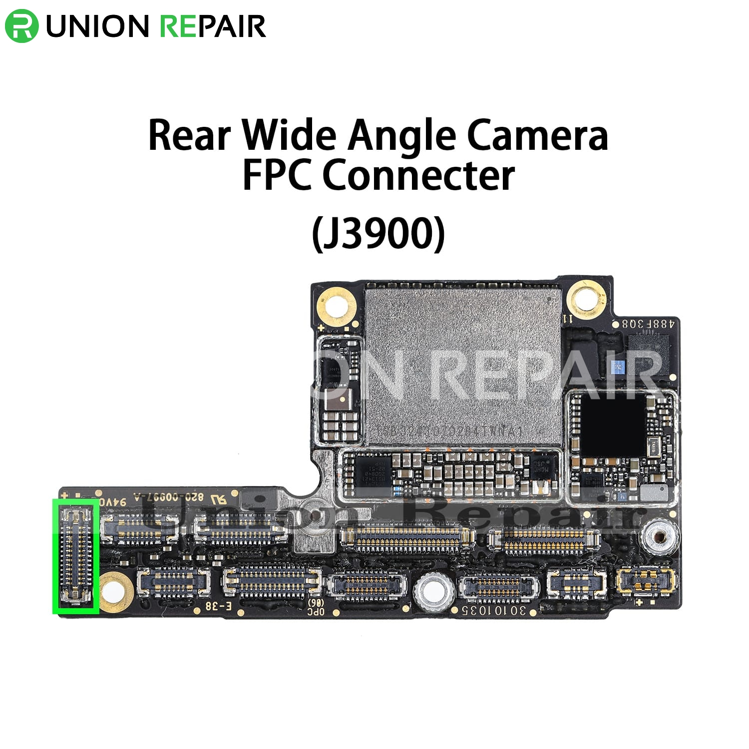 Replacement for iPhone XS Rear Wide Angle Camera Connector Port Onboard