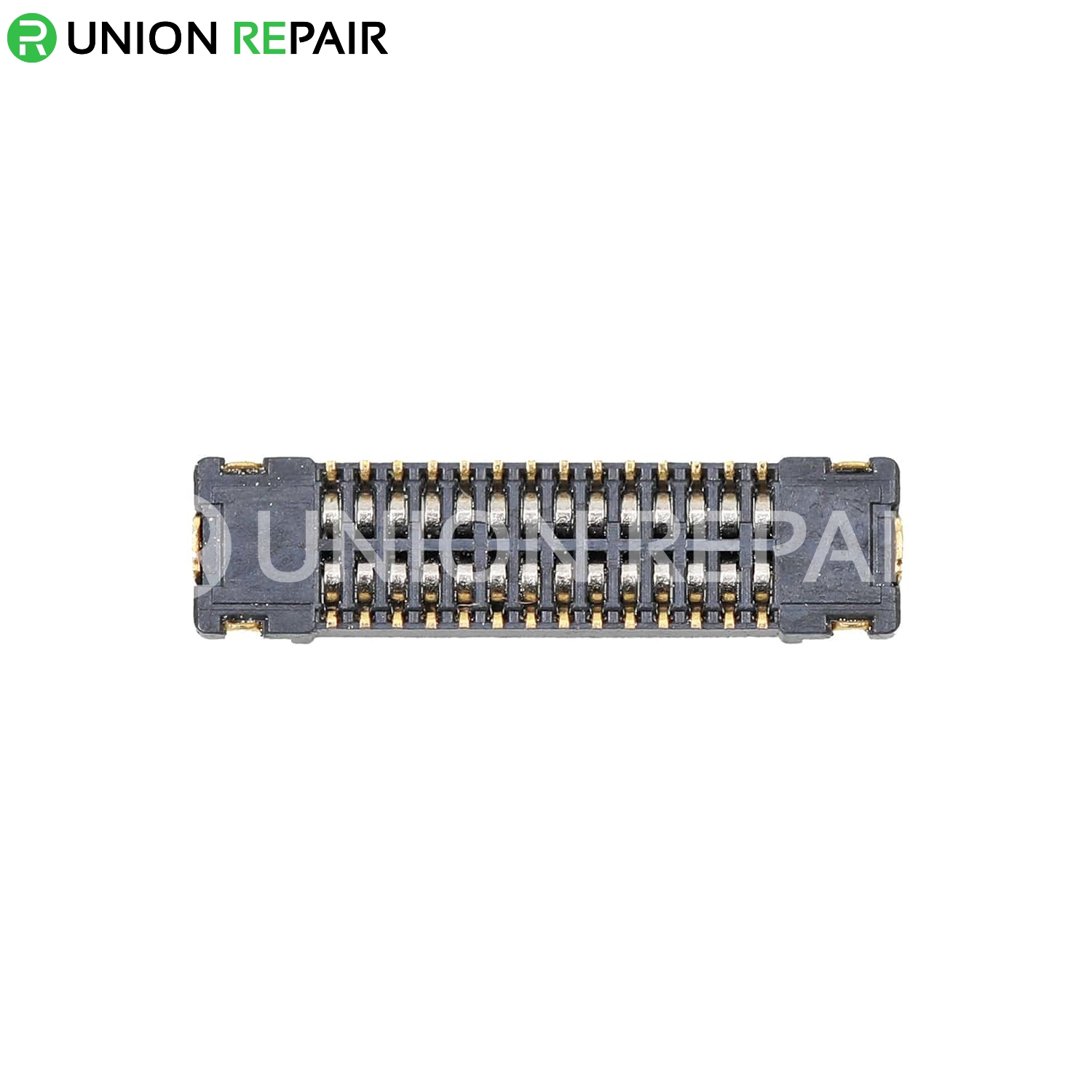 Replacement for iPhone XS MAX EarSpeaker Connector Port Onboard