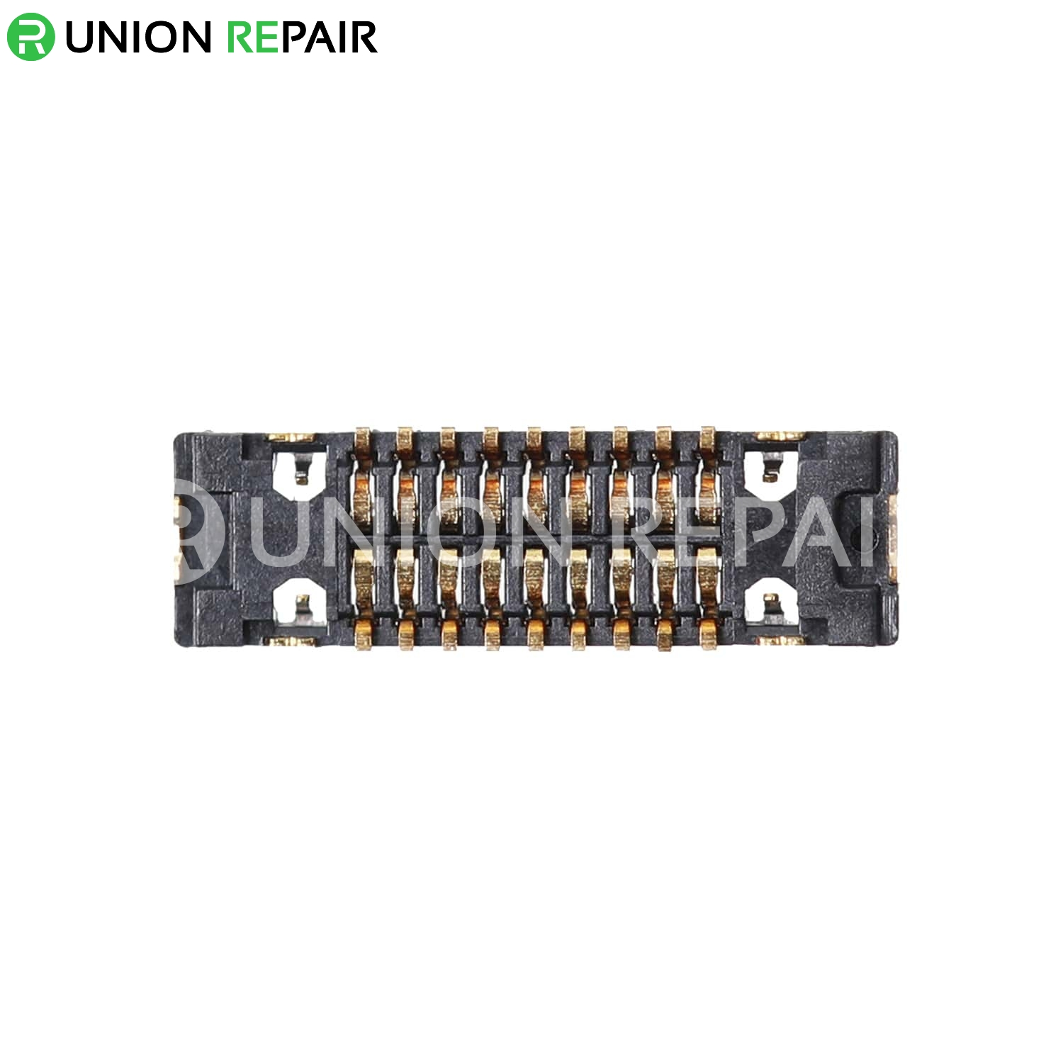Replacement for iPhone XS MAX Infrared Receiver Connector Port Onboard