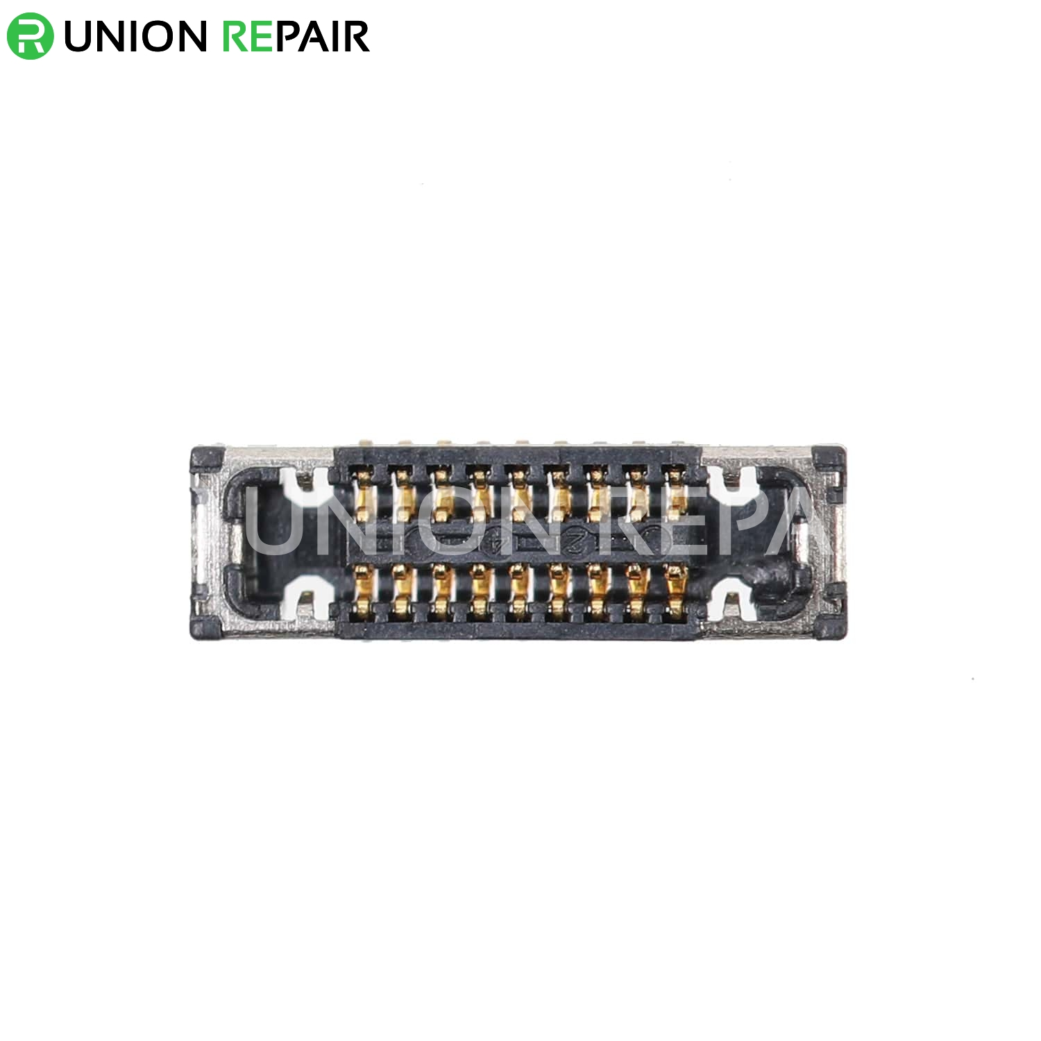 Replacement for iPhone XR Digitizer Connector Port Onboard