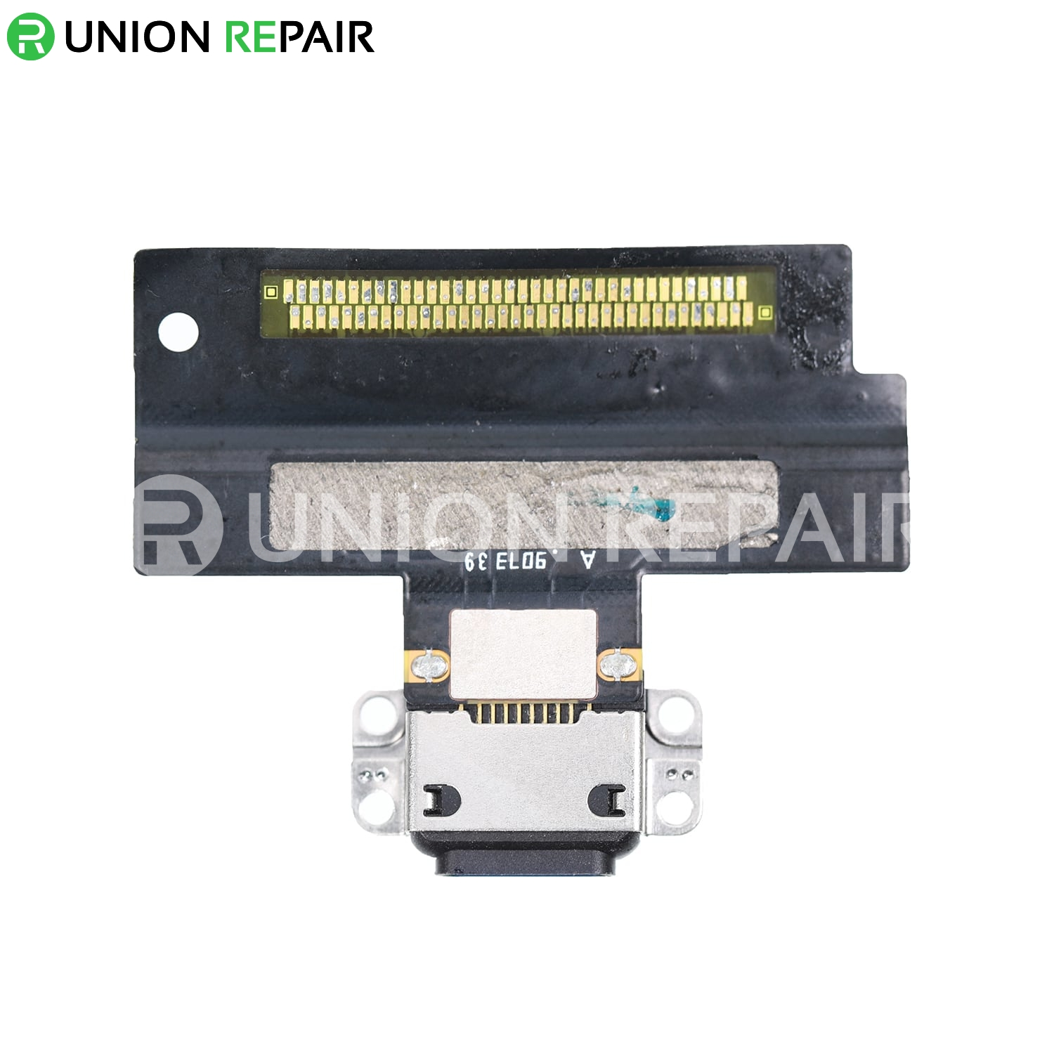 Replacement for iPad Air 3 Charging Connector Flex Cable - Black