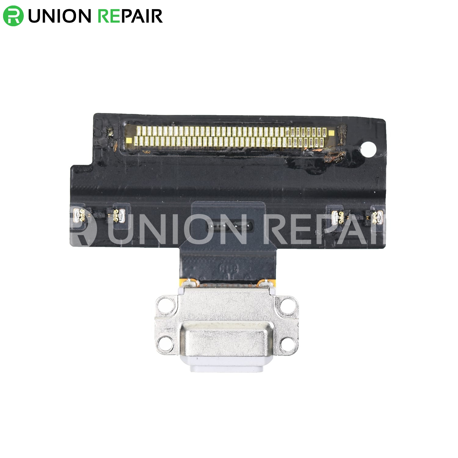 Replacement for iPad Air 3 Charging Connector Flex Cable - White