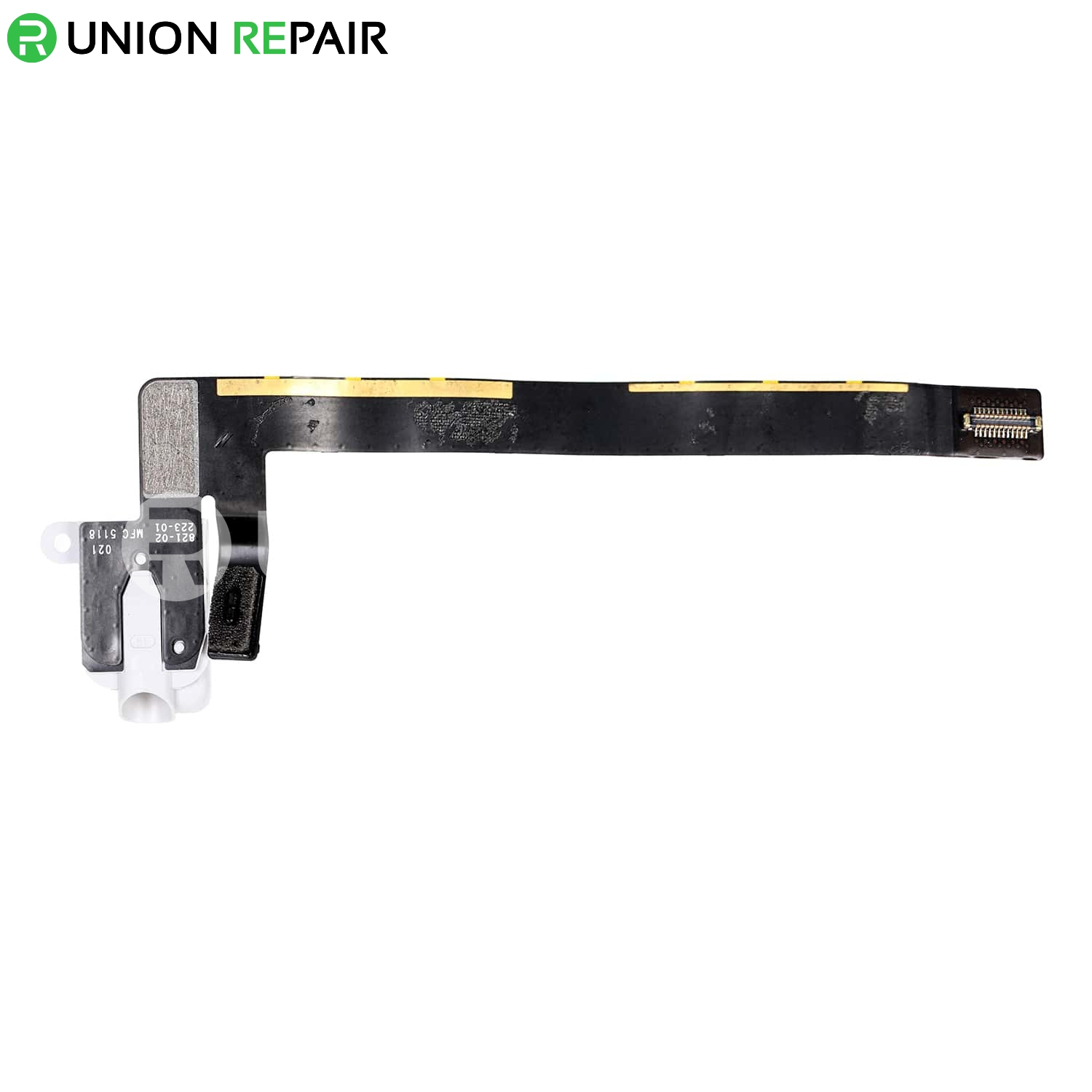 Replacement for iPad Pro 10.5 2nd Gen Audio Flex Cable Ribbon - White