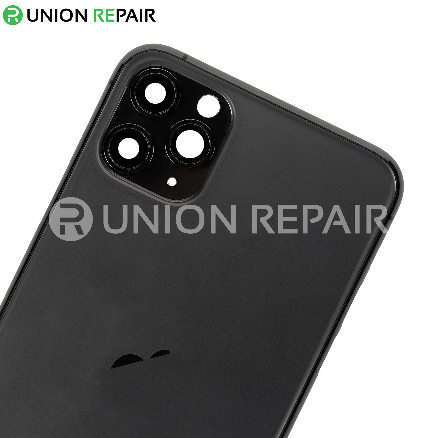 Replacement for iPhone 11 Pro MAX Rear Housing with Frame - Space Gray