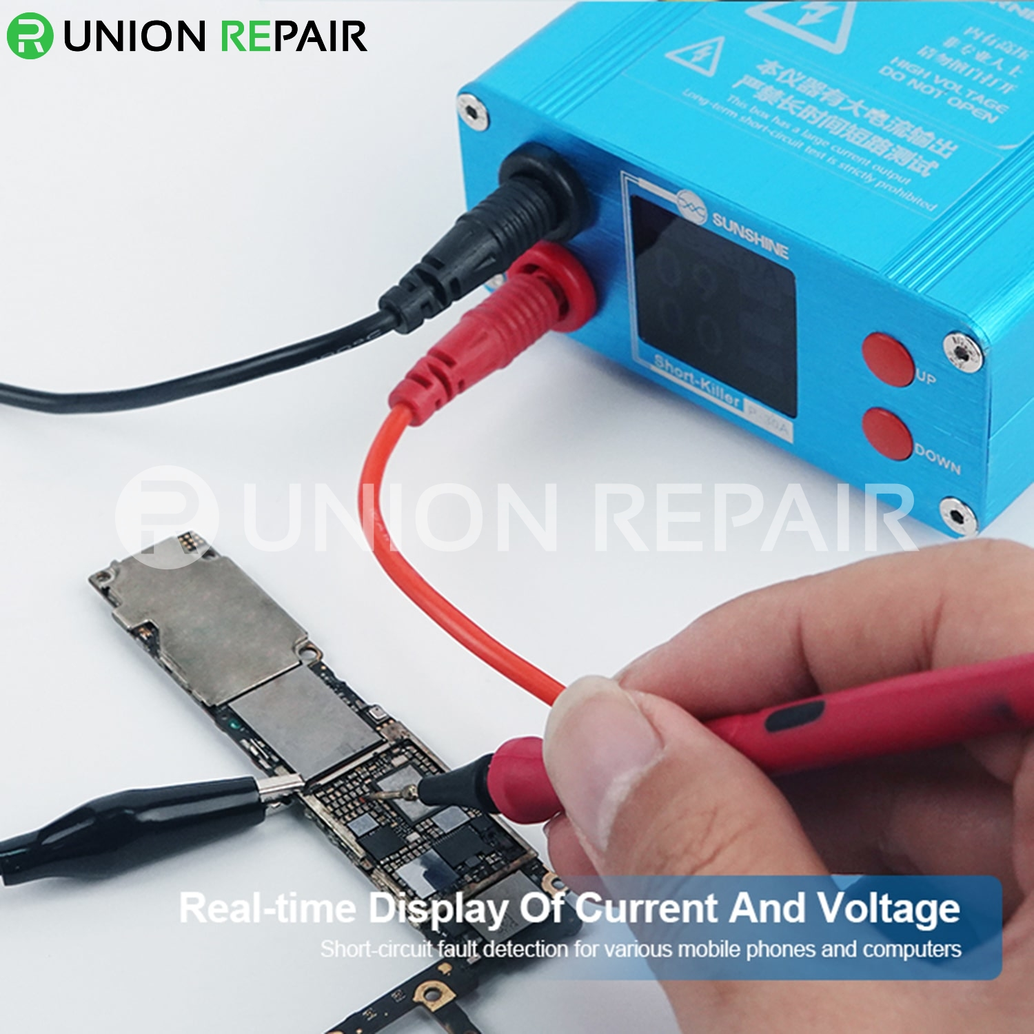 SUNSHINE P-20A P-30A Short-Killer PCB Circuit Detection Repair Tool