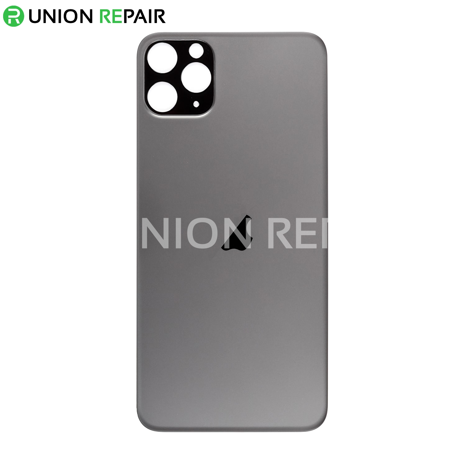 Replacement for iPhone 11 Pro Back Cover - Space Gray