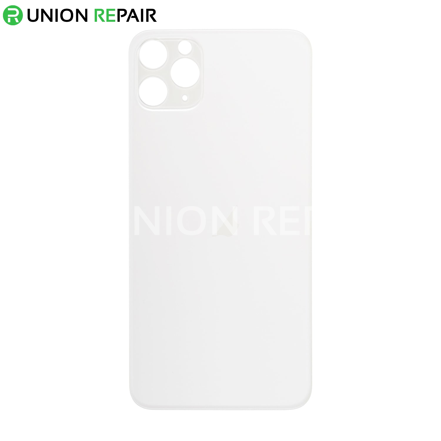 Replacement for iPhone 11 Pro Back Cover - Silver
