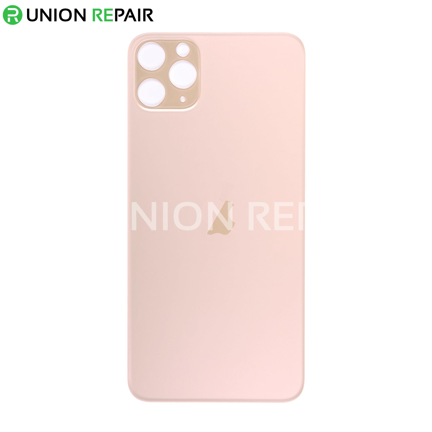 Replacement for iPhone 11 Pro Back Cover - Gold