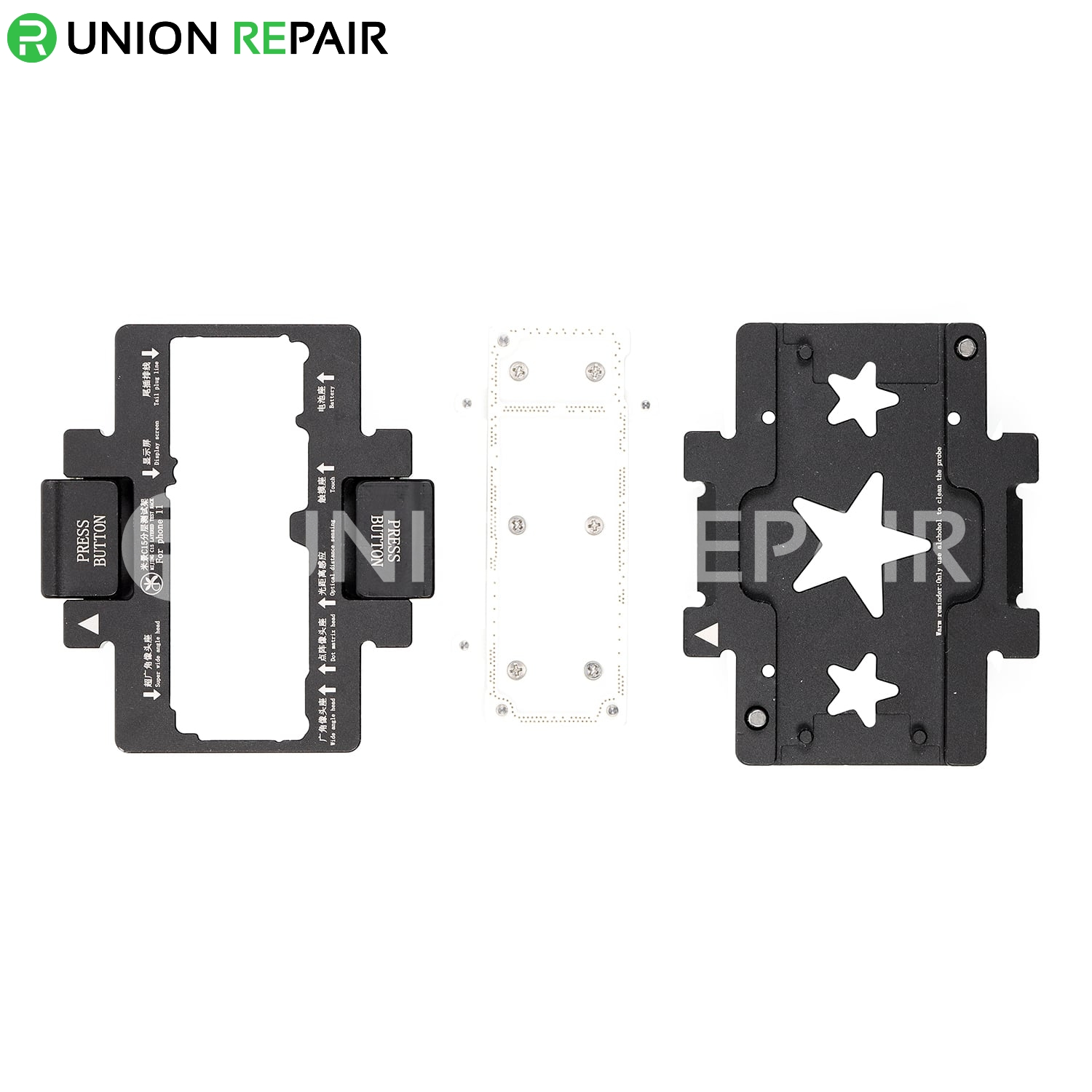 MiJing C15 iPhone 11 Main Board Function Testing Fixture