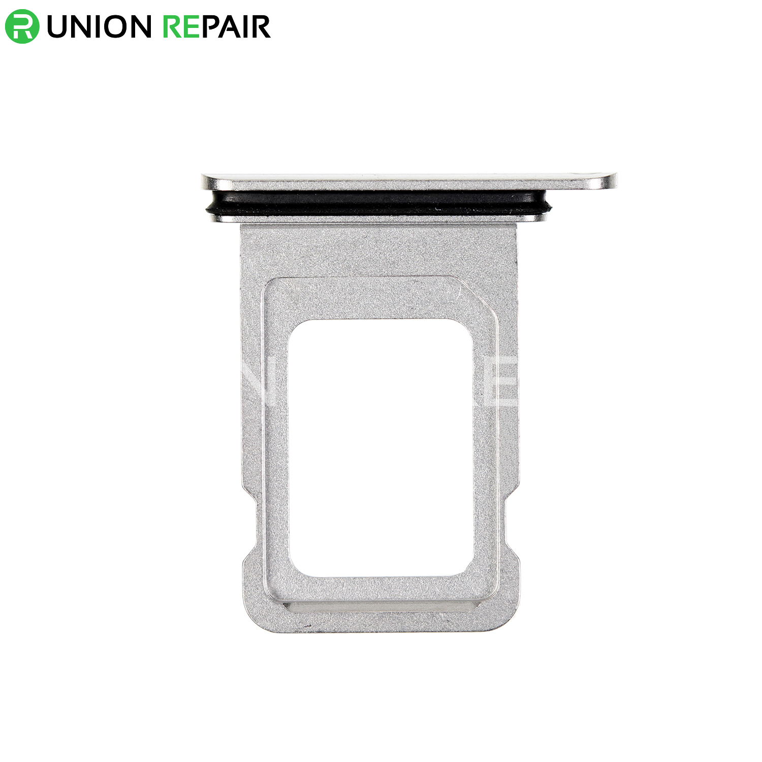 Replacement for iPhone 11 Pro/11 Pro Max Single SIM Card Tray - Silver