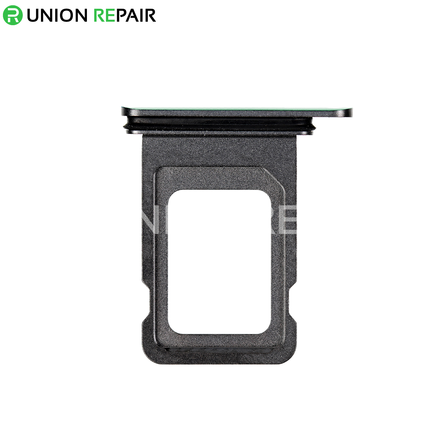 Replacement for iPhone 11 Pro/11 Pro Max Single SIM Card Tray - Midnight Green