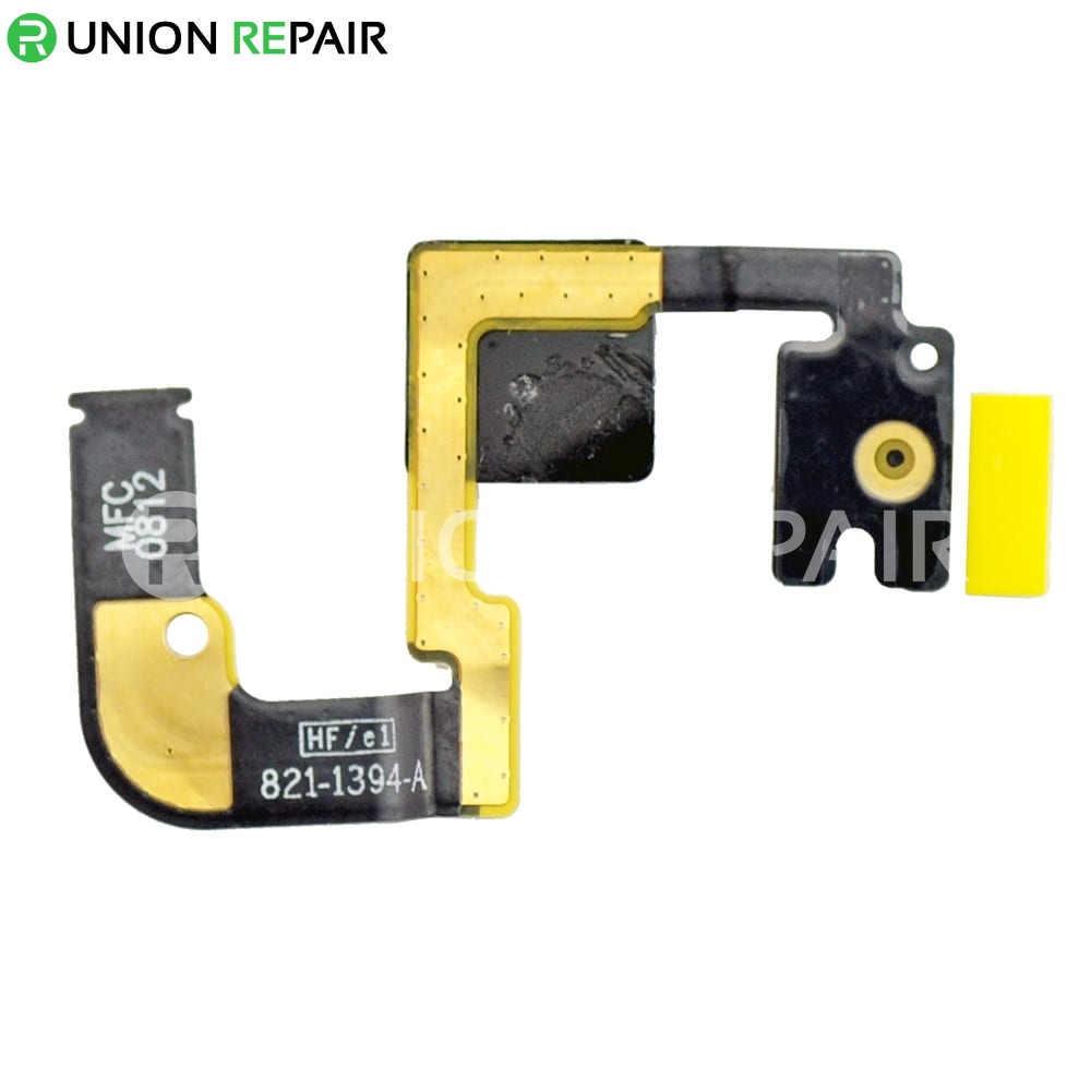 Replacement for iPad 4 MIC Flex Cable (4G Version)
