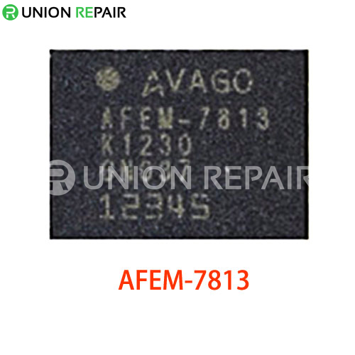 Replacement for iPhone 5 AFEM-7813 IC Dual-Band CDMA/WCDMA/LTE PAM + Duplexer