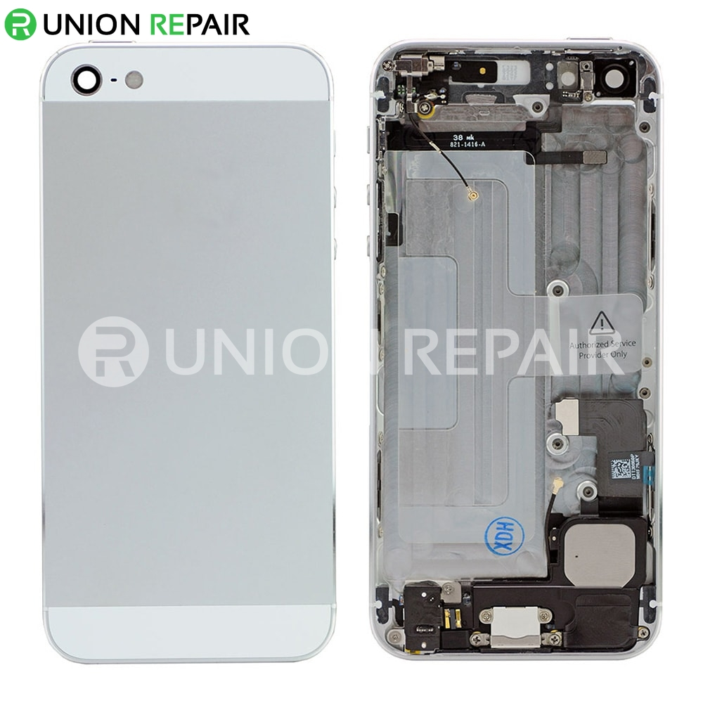 how to change the back on iphone 4