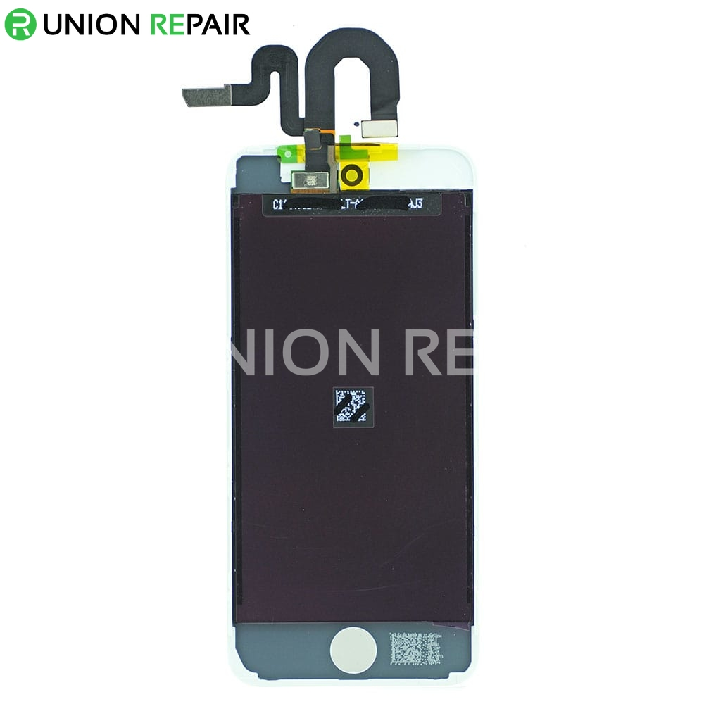 Replacement for iPod Touch 5th/6th Gen LCD with Digitizer Assembly White