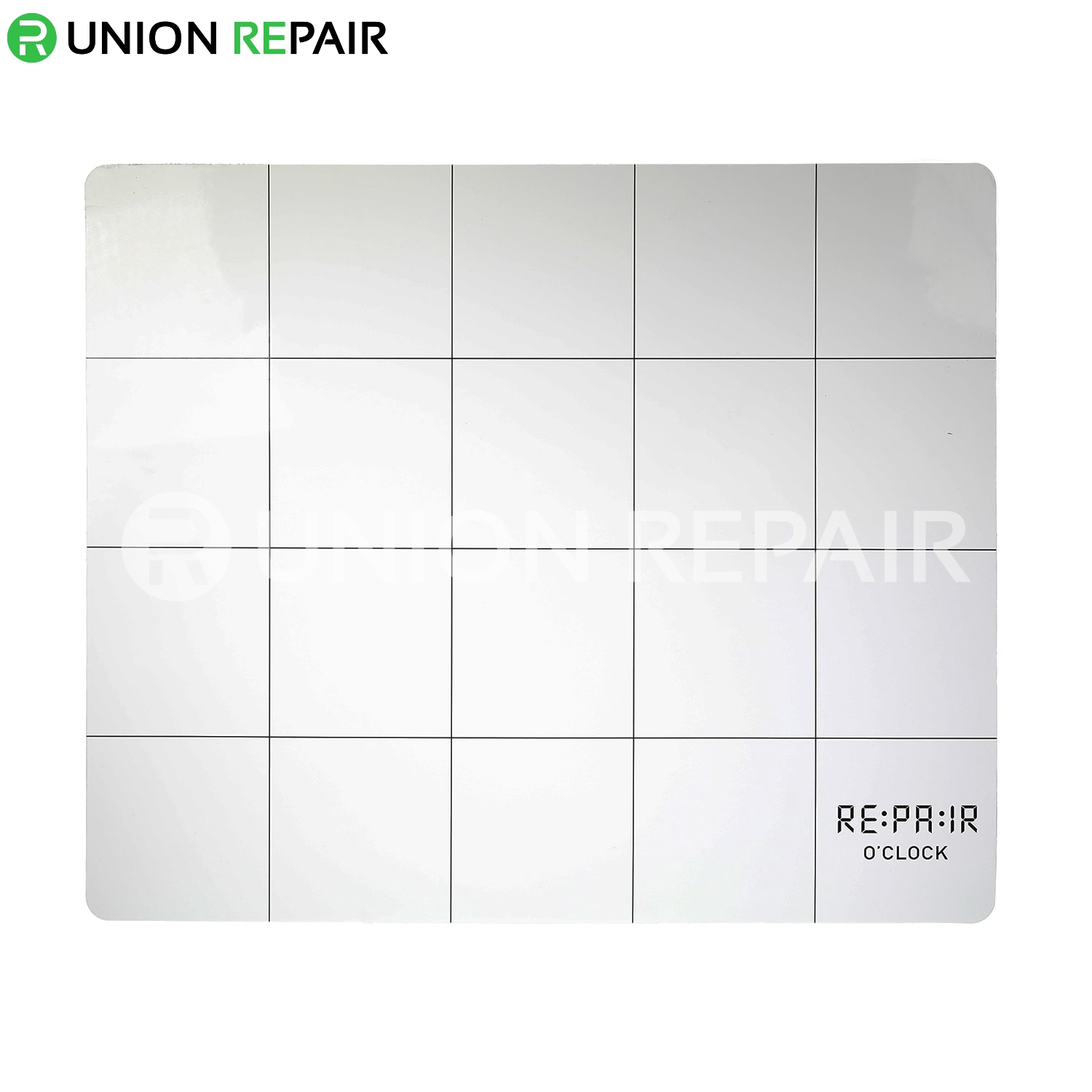 REPAIR OCLOCK Magnetic Project Mat