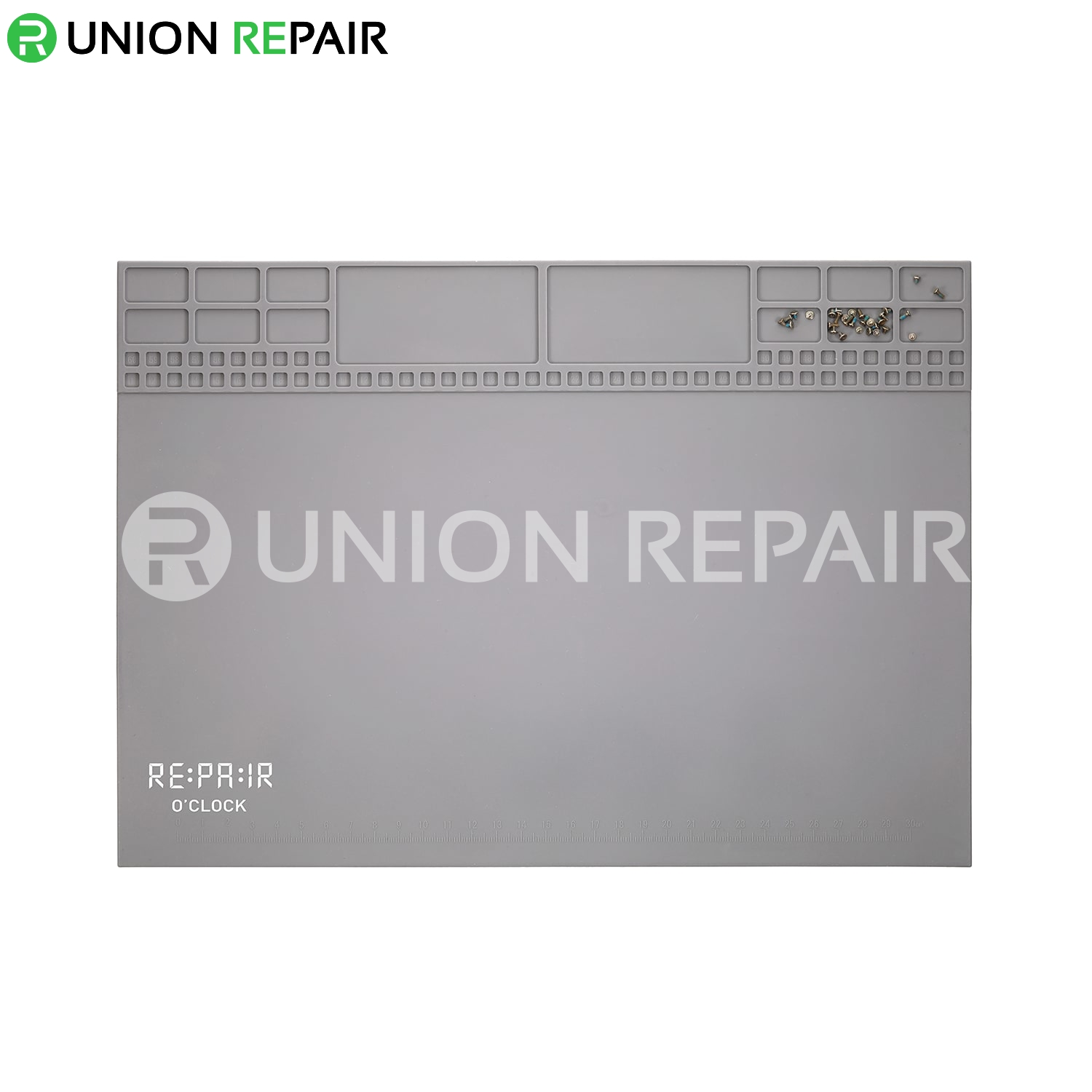 REPAIR OCLOCK Maintenance Silicone Pad with Scaleplate 350mmx255mm