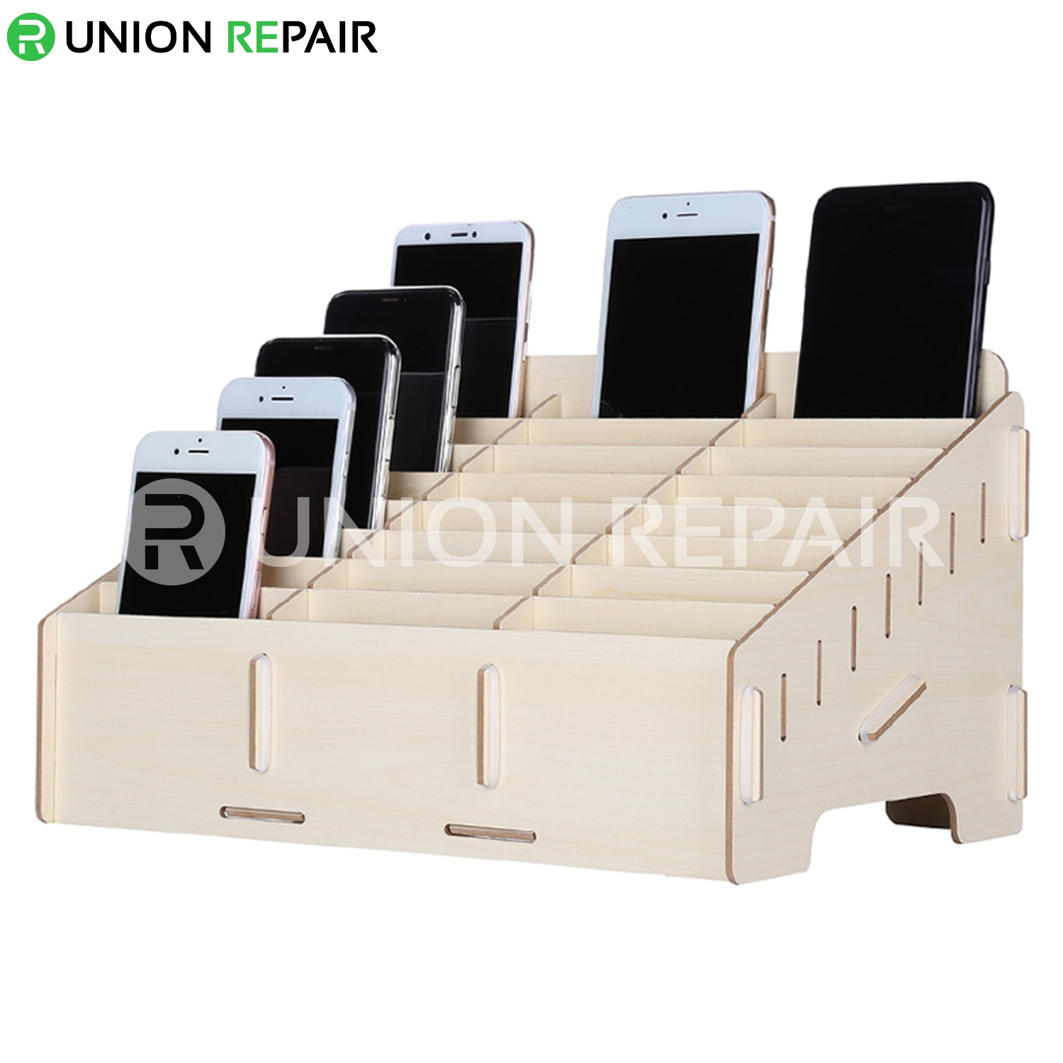 The Woody Mobile Phone Repair Storage Box, Size: 24 box