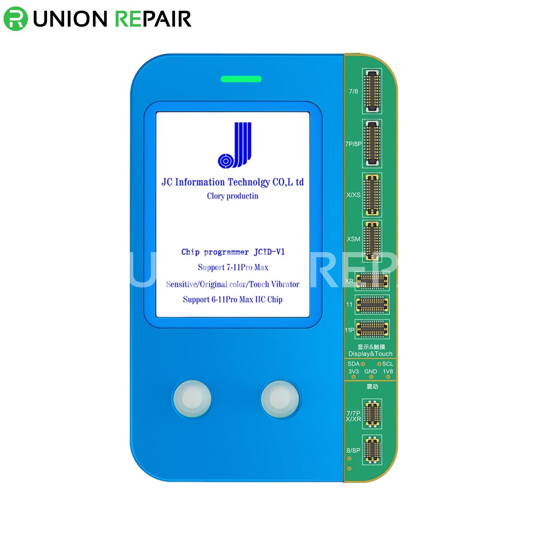 JC V1 Light Sensor Multi Read Write Data Recovery Programmer For iPhone 7-11 Pro