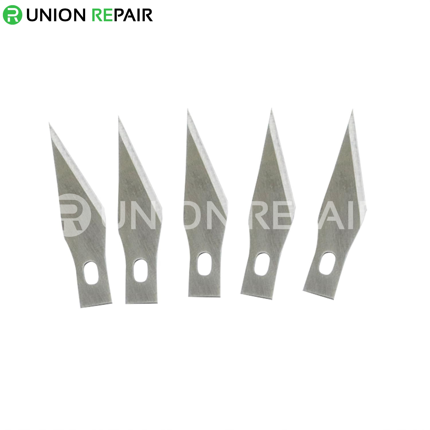 Non-Slip Metal Carving Knife Tool Set (handle with 5pcs #11 blades)