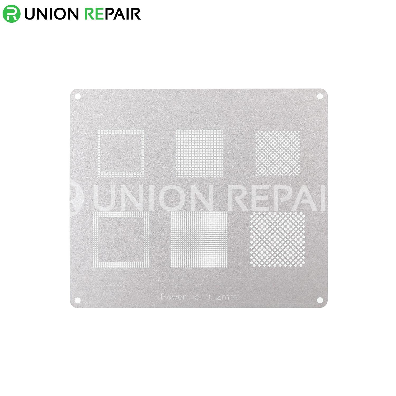 DS-908 MacBook BGA Reballing Platform Tool Set