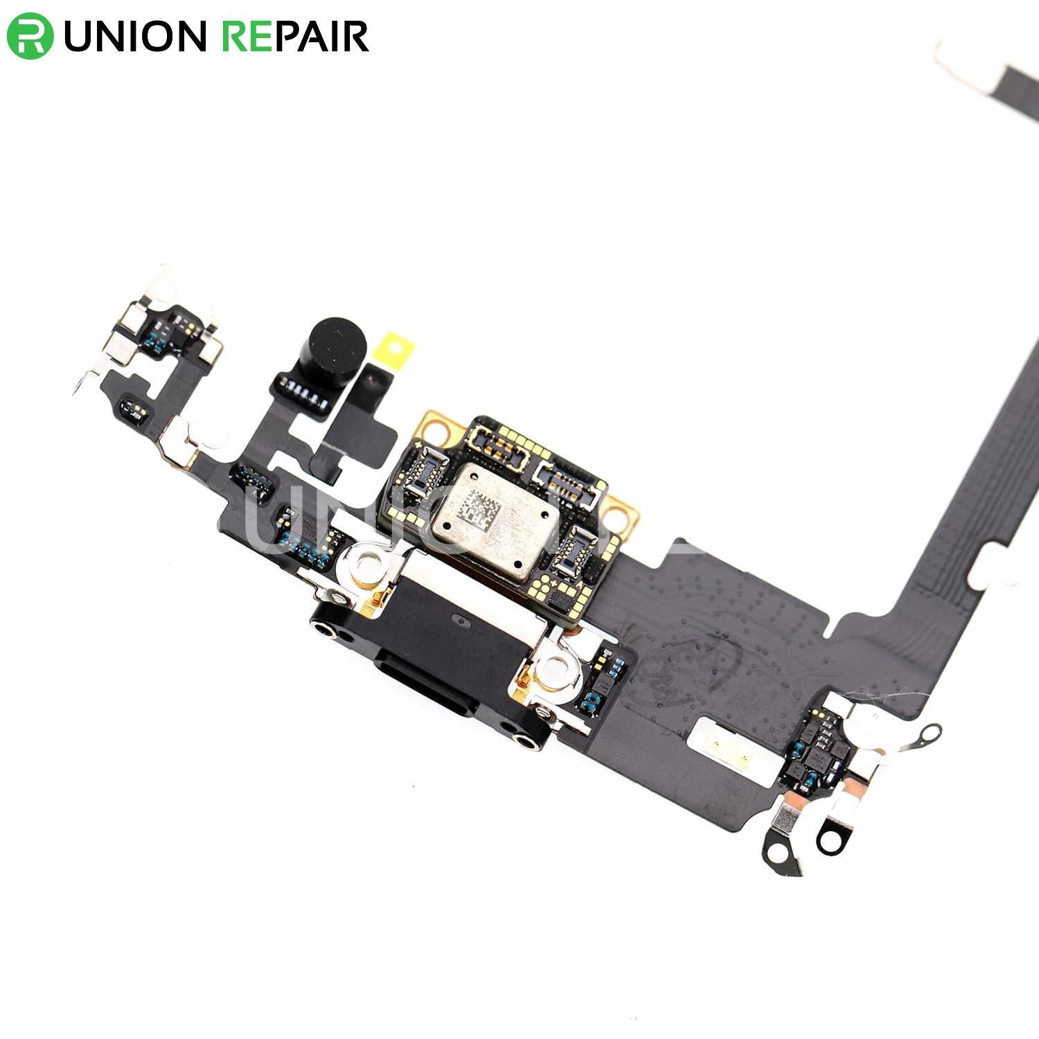 Replacement for iPhone 11 Pro Charging Connector Assembly - Space Gray