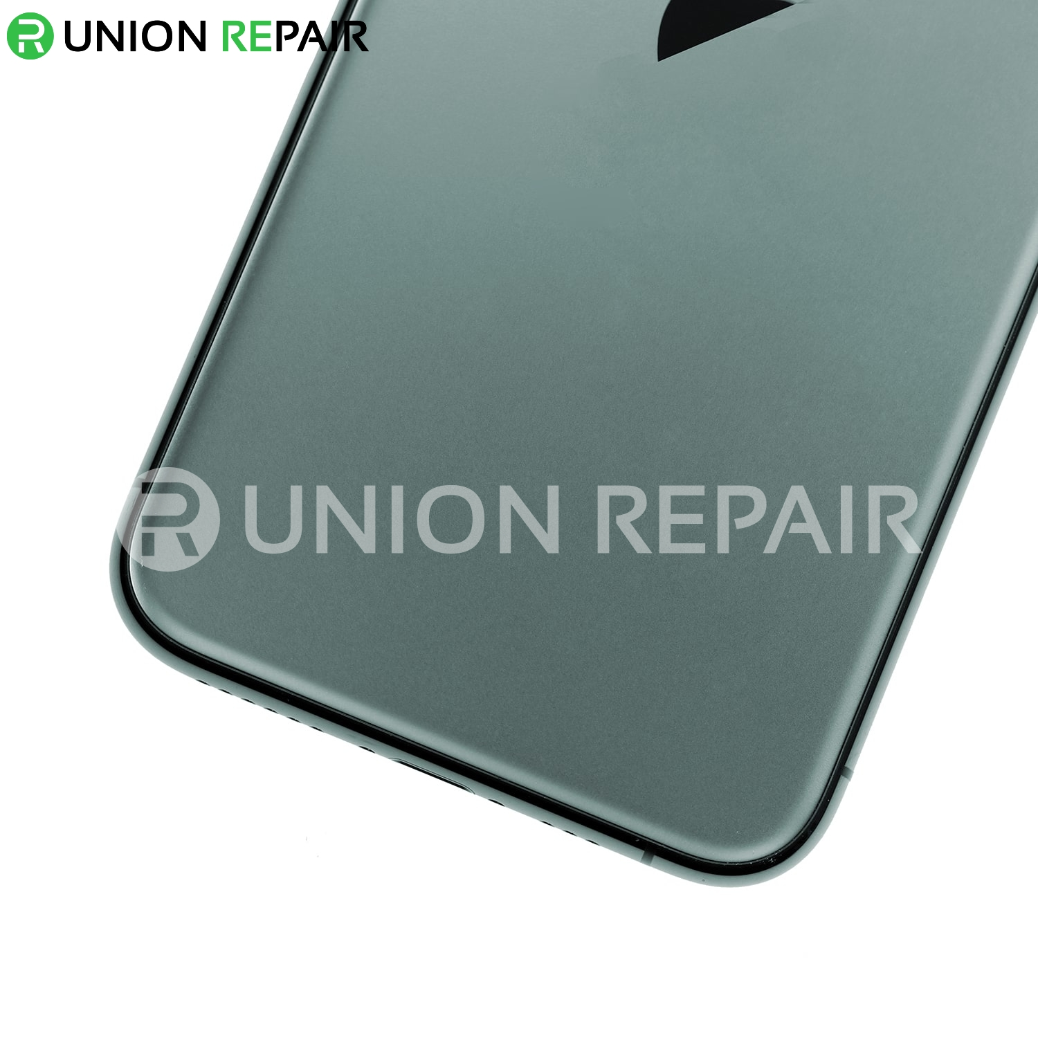 Replacement for iPhone 11 Pro Rear Housing with Frame - Midnight Green