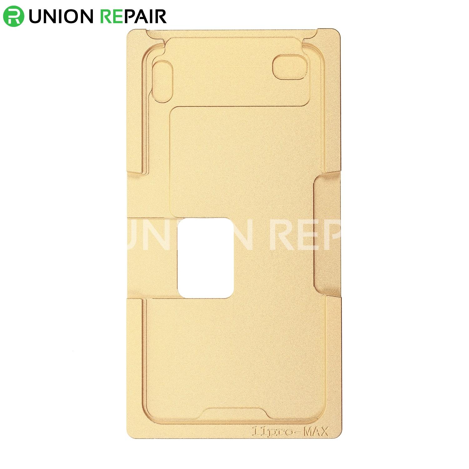 Aluminum Mould with Silicone Mat Mold Laminator for iPhone 11 Pro Max